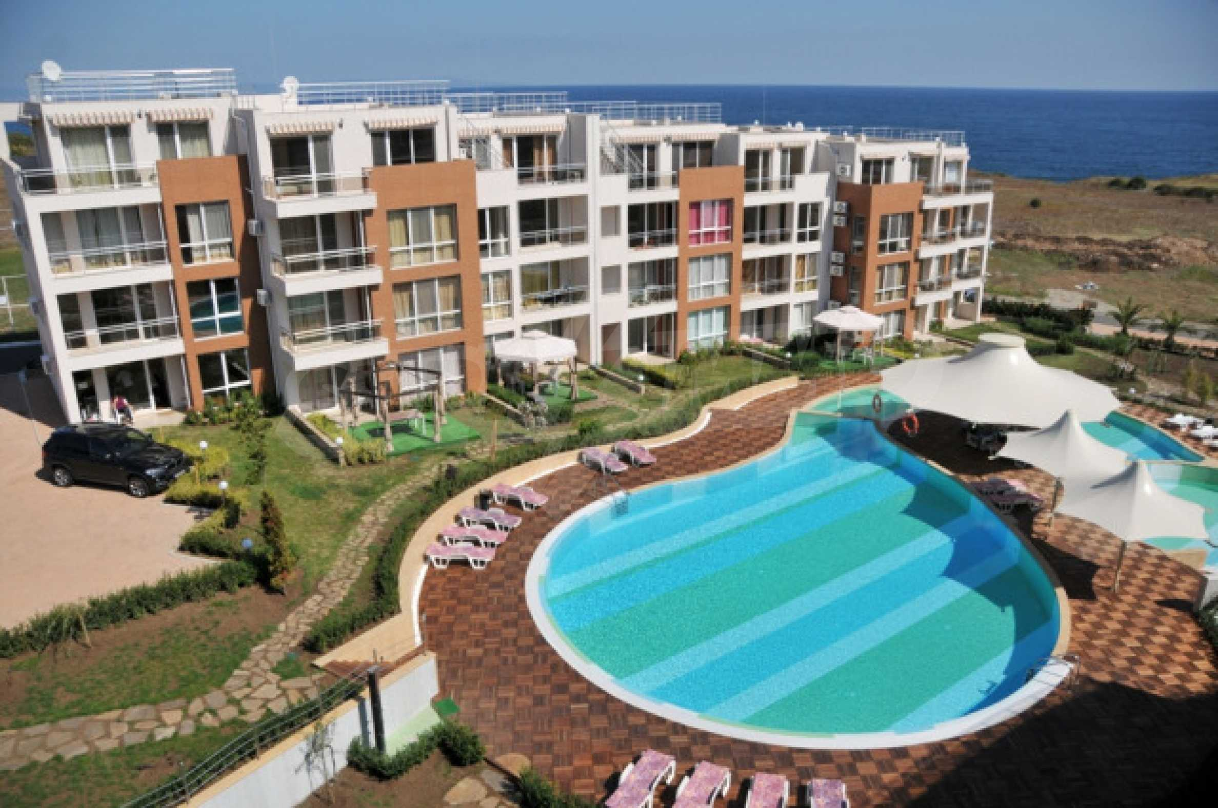 Комплекс «Sunny Island» в Черноморец 11