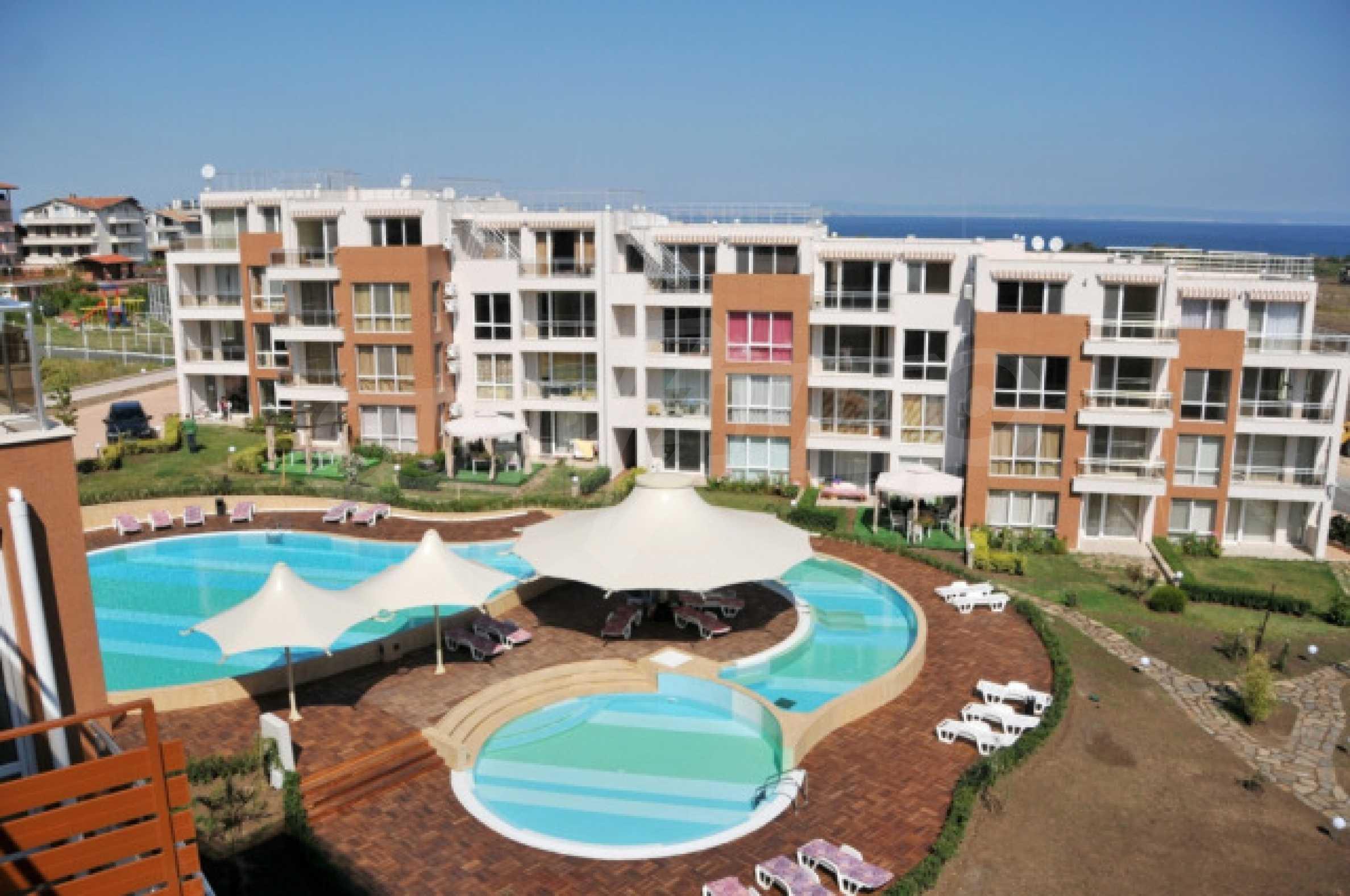 Комплекс «Sunny Island» в Черноморец 16