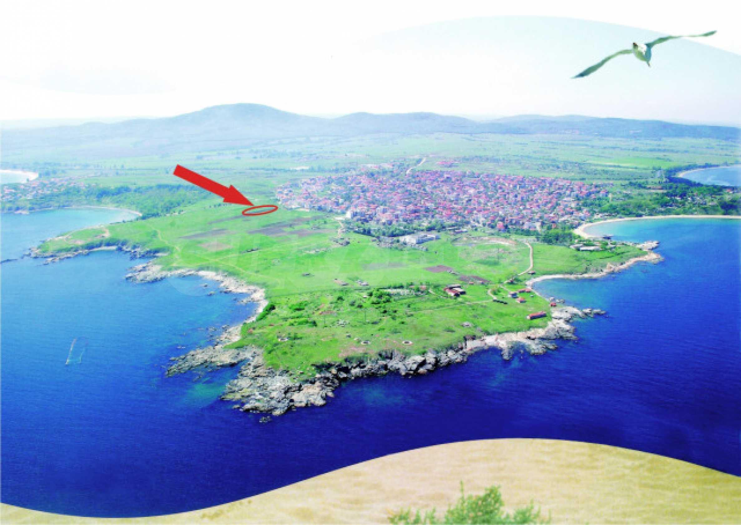 Комплекс «Sunny Island» в Черноморец 37