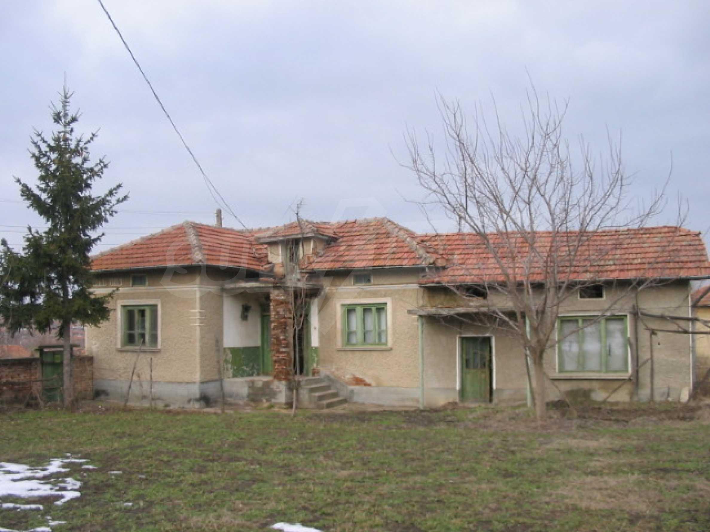 Къща за продажба близо до гр. Велико Търново