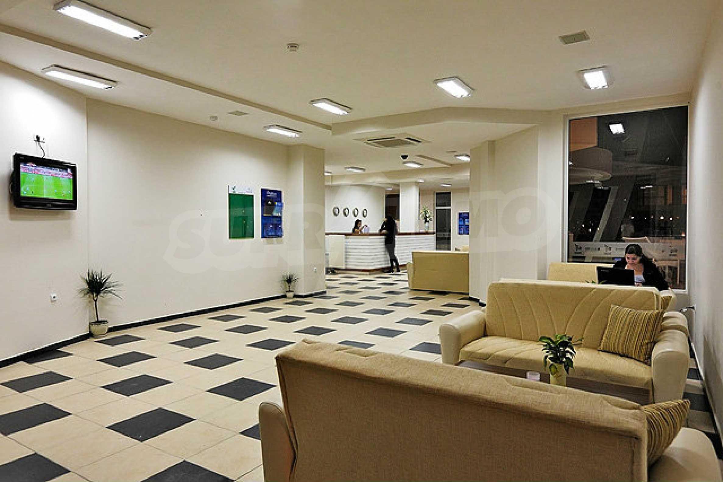 Apartment mit einem Schlafzimmer im Emberly-Komplex in Lozenets 15
