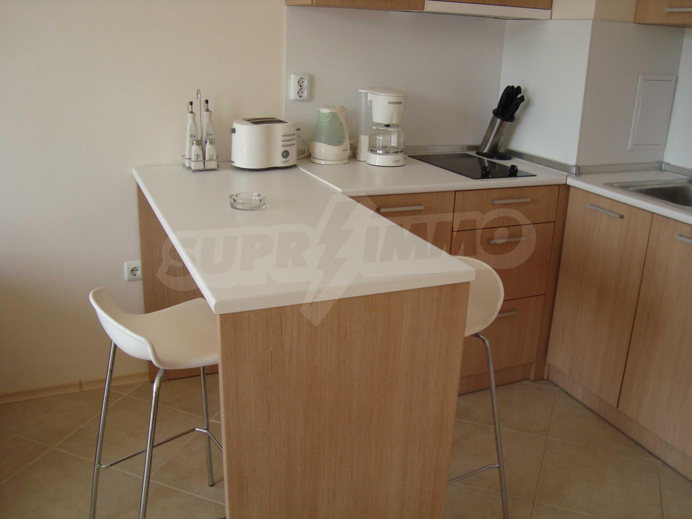 Apartment mit einem Schlafzimmer im Emberly-Komplex in Lozenets 2