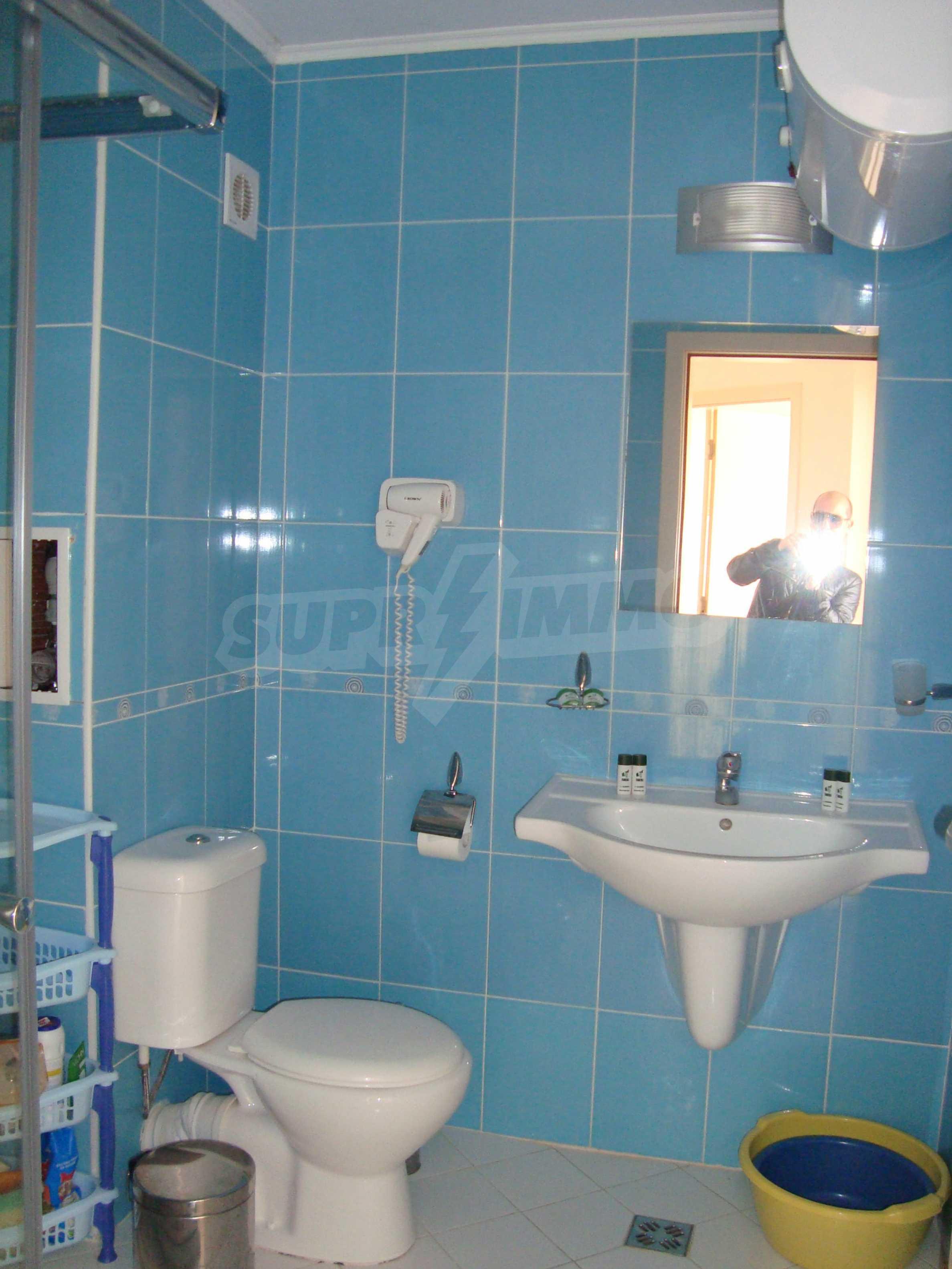 Apartment mit einem Schlafzimmer im Emberly-Komplex in Lozenets 7