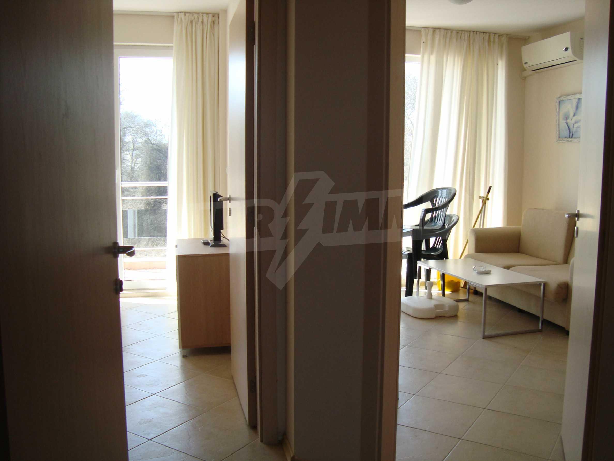 Apartment mit einem Schlafzimmer im Emberly-Komplex in Lozenets 9