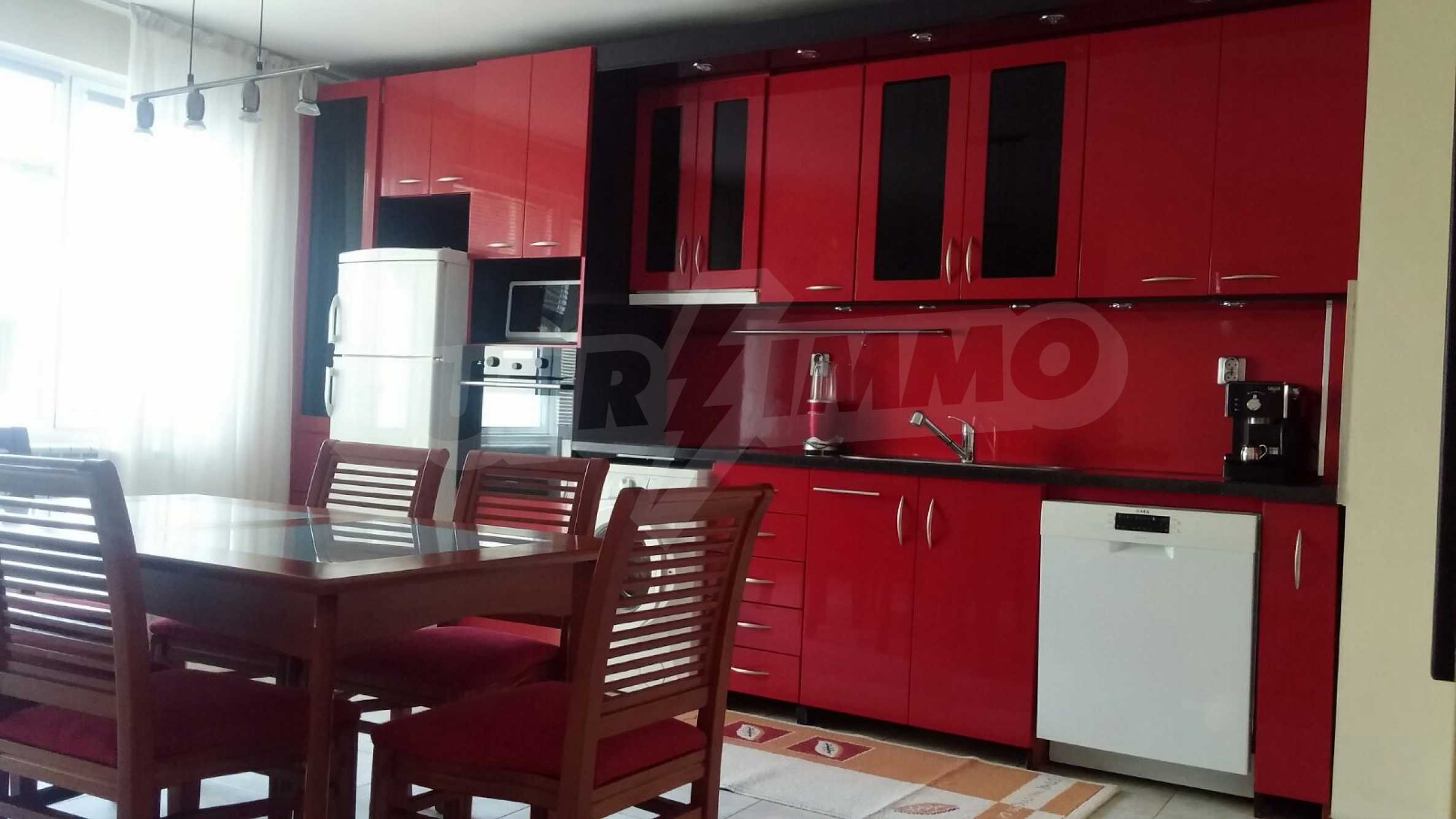 Spacious apartment in the city center 1