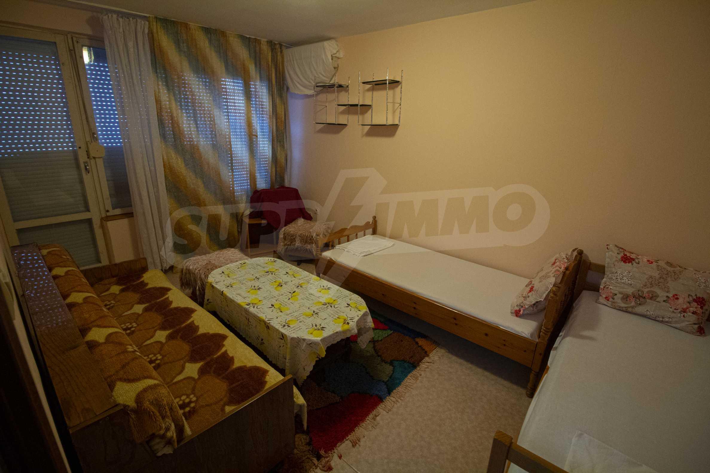 No maintenance fee. Two-bedroom apartment near the beach MMC Primorsko 6