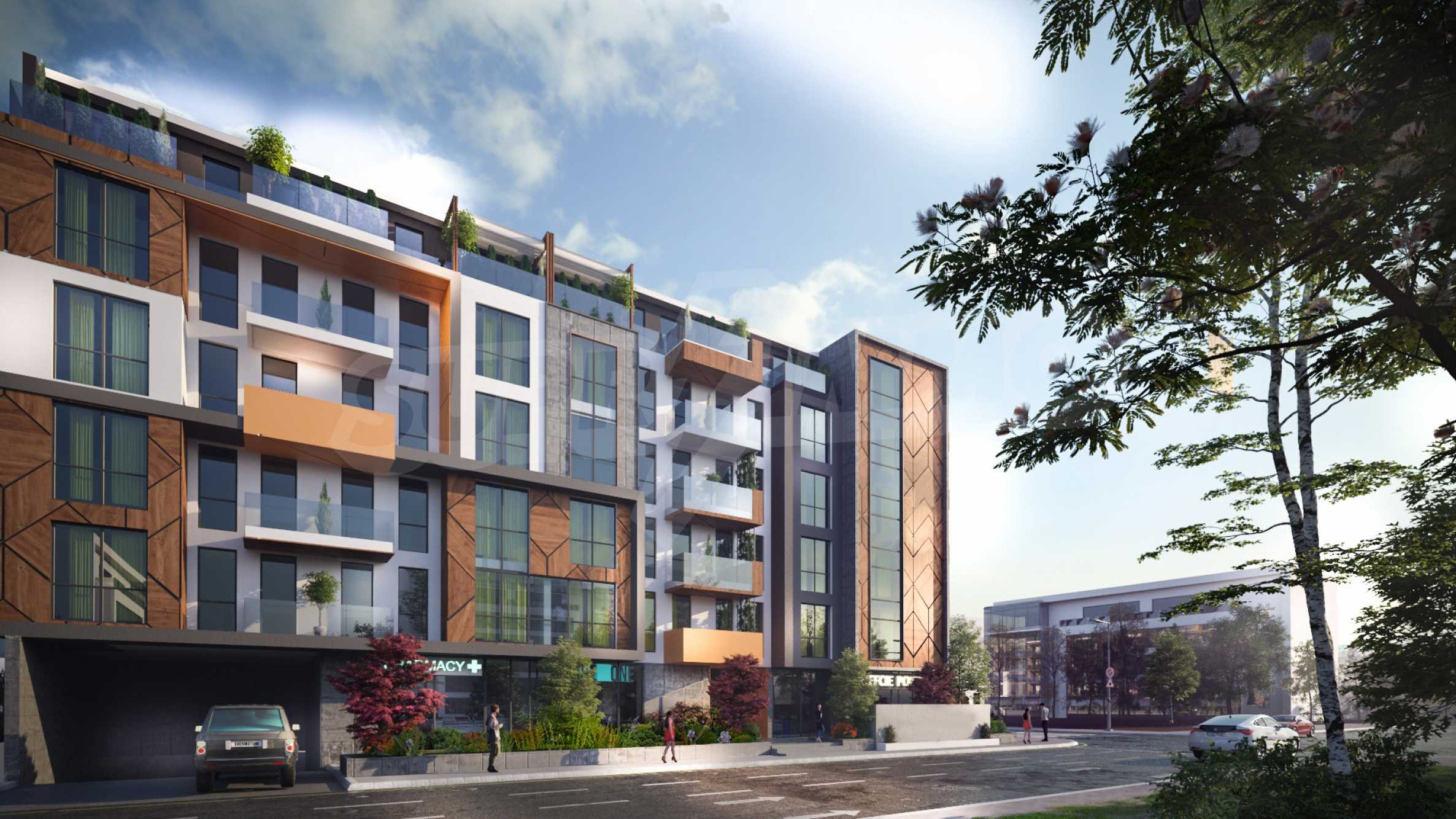 Exclusive complex in an excellent location near a future metro station  10