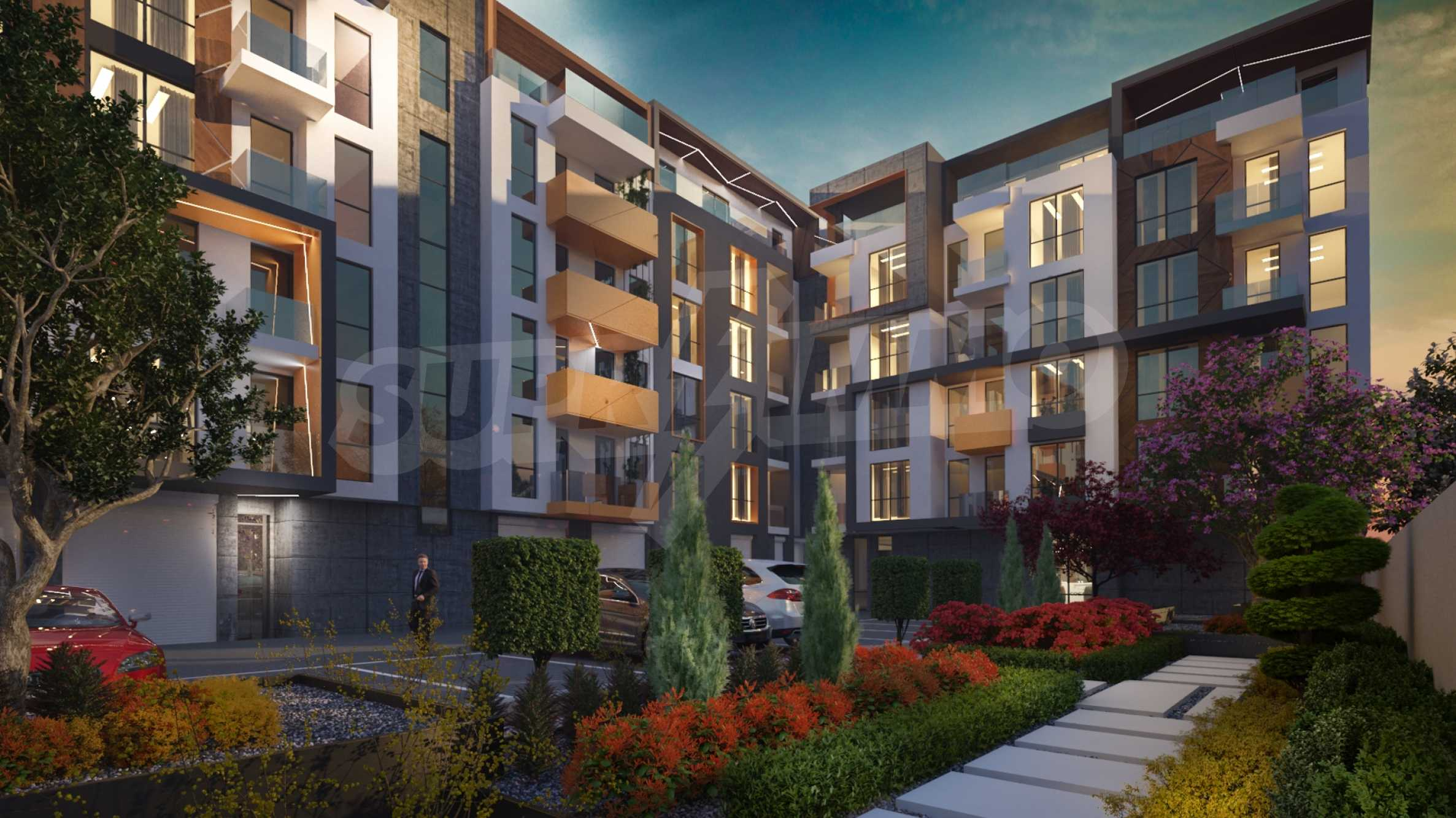 Exclusive complex in an excellent location near a future metro station  14
