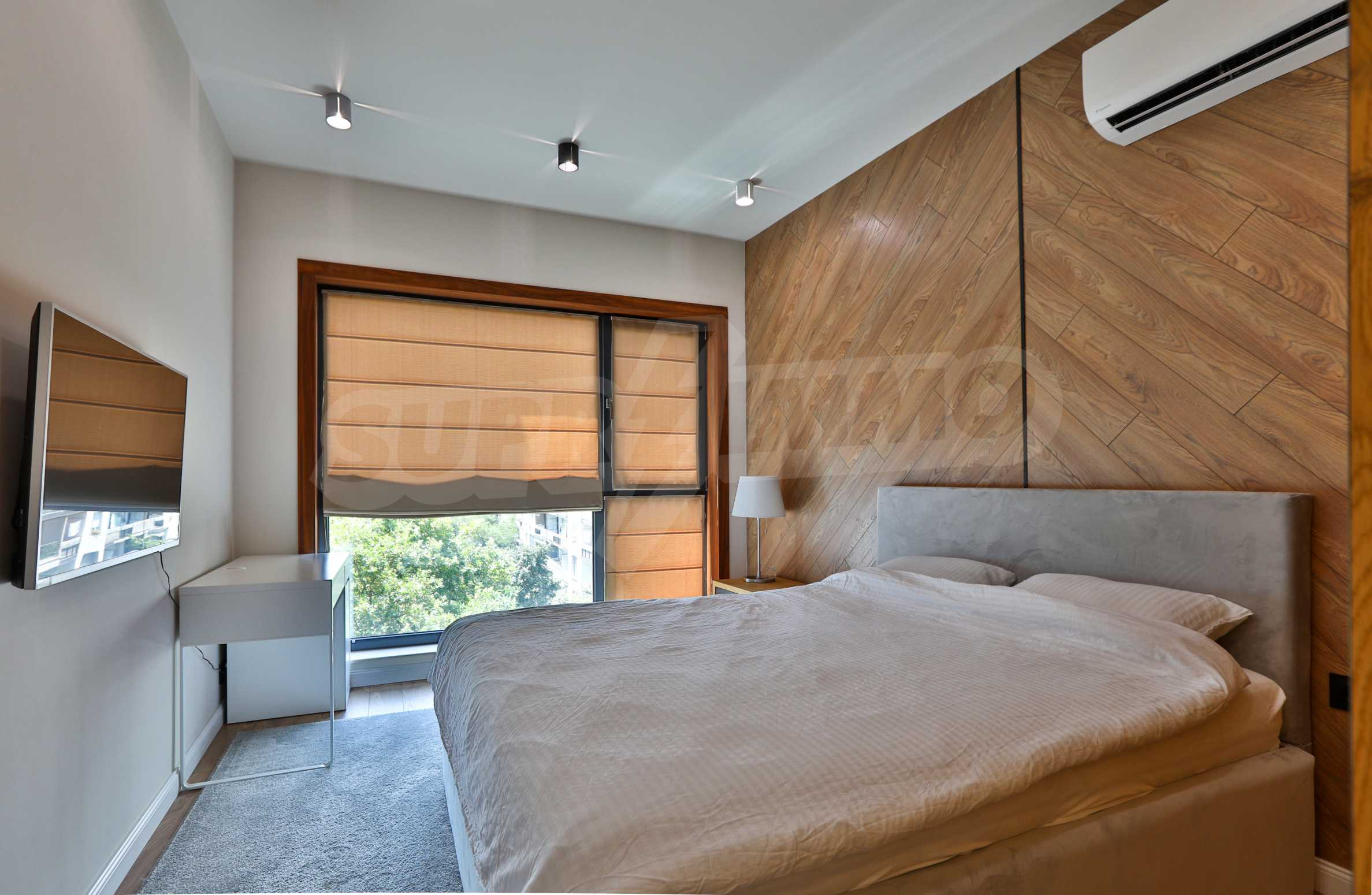 Дизайнерски обзаведен многостаен апартамент 11