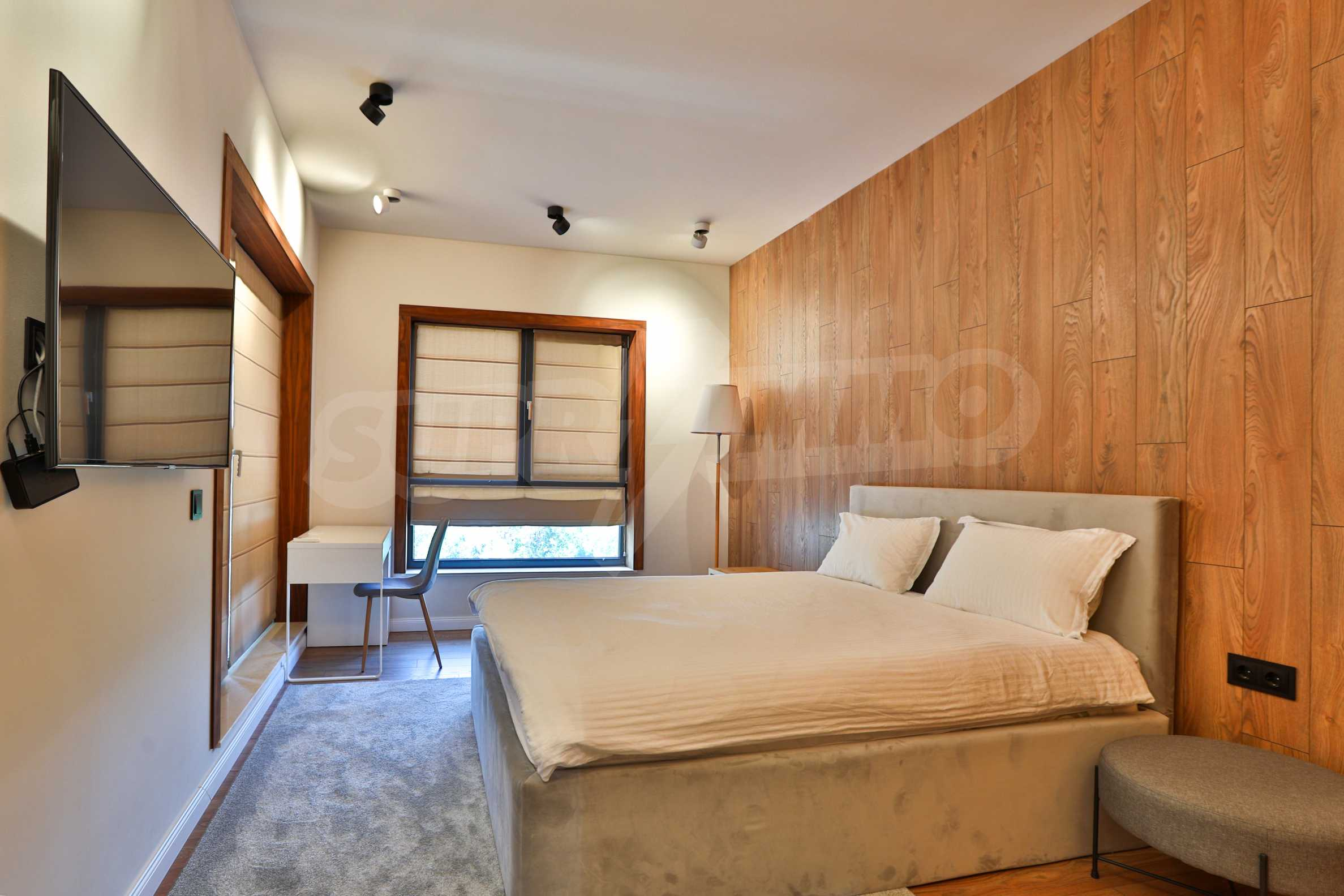 Дизайнерски обзаведен многостаен апартамент 12