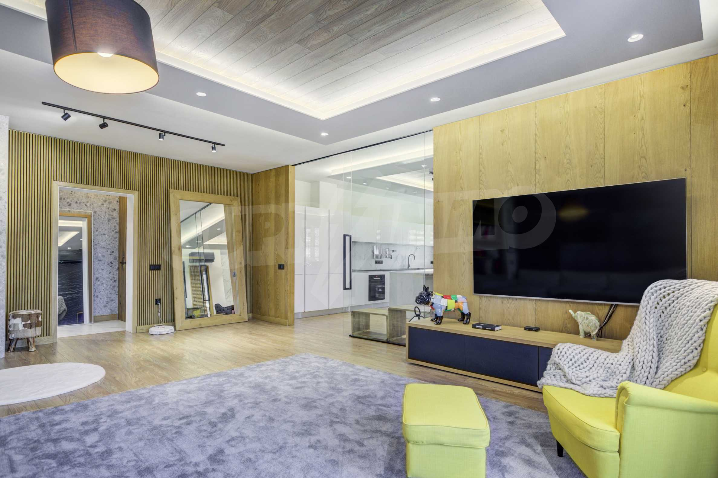 Дизайнерски обзаведен многостаен апартамент 3