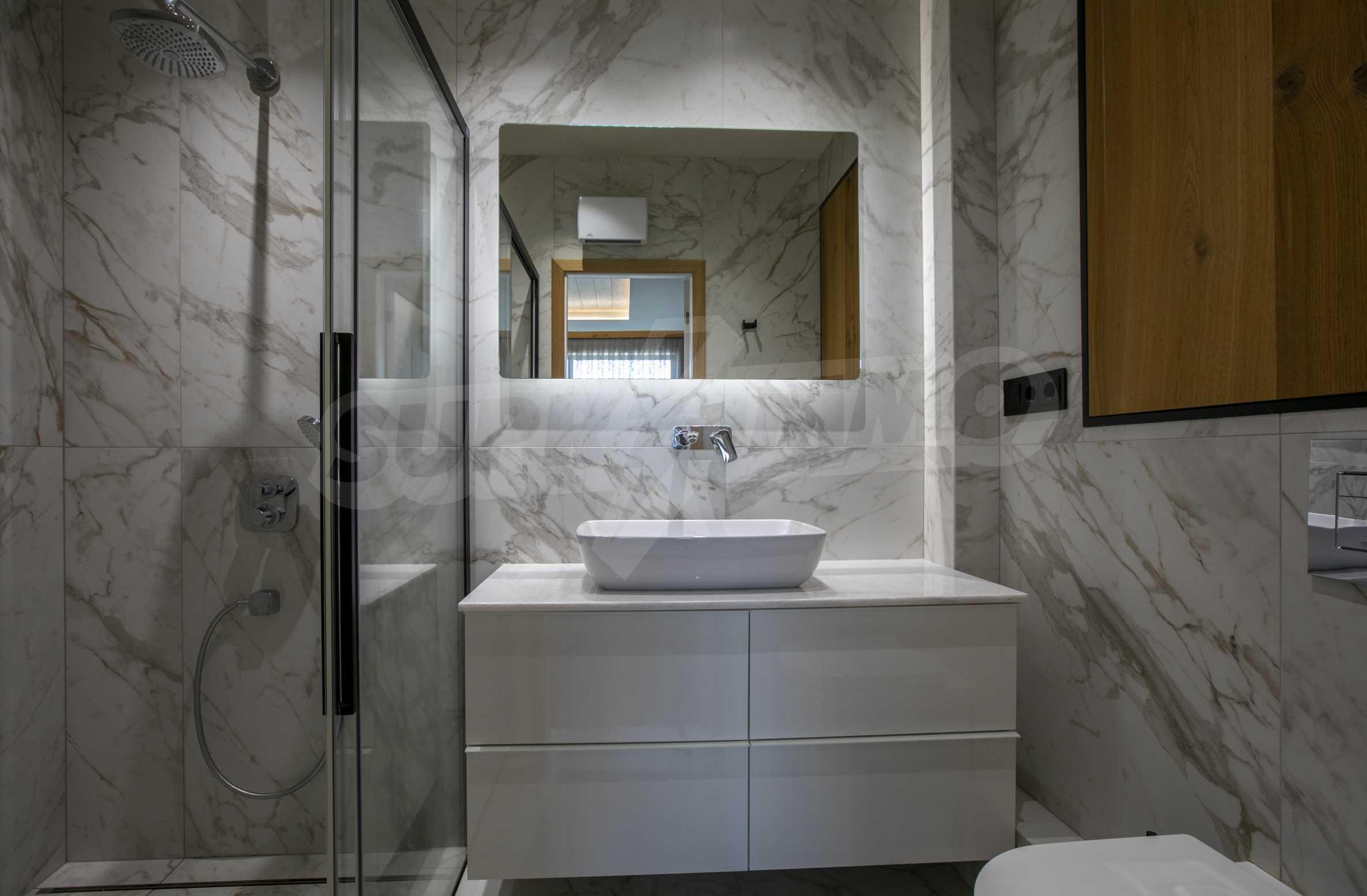 Дизайнерски обзаведен многостаен апартамент 10