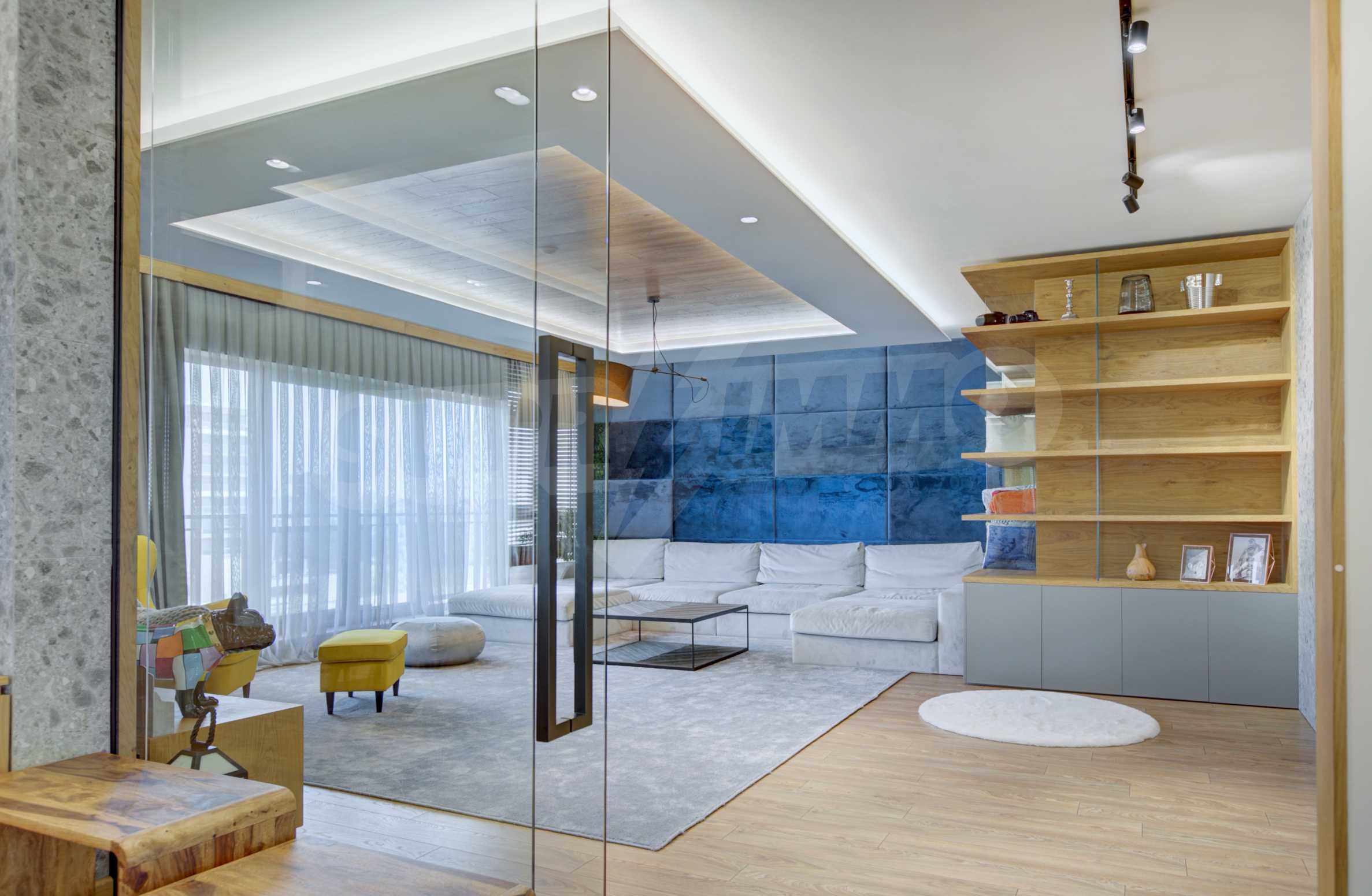 Дизайнерски обзаведен многостаен апартамент 2