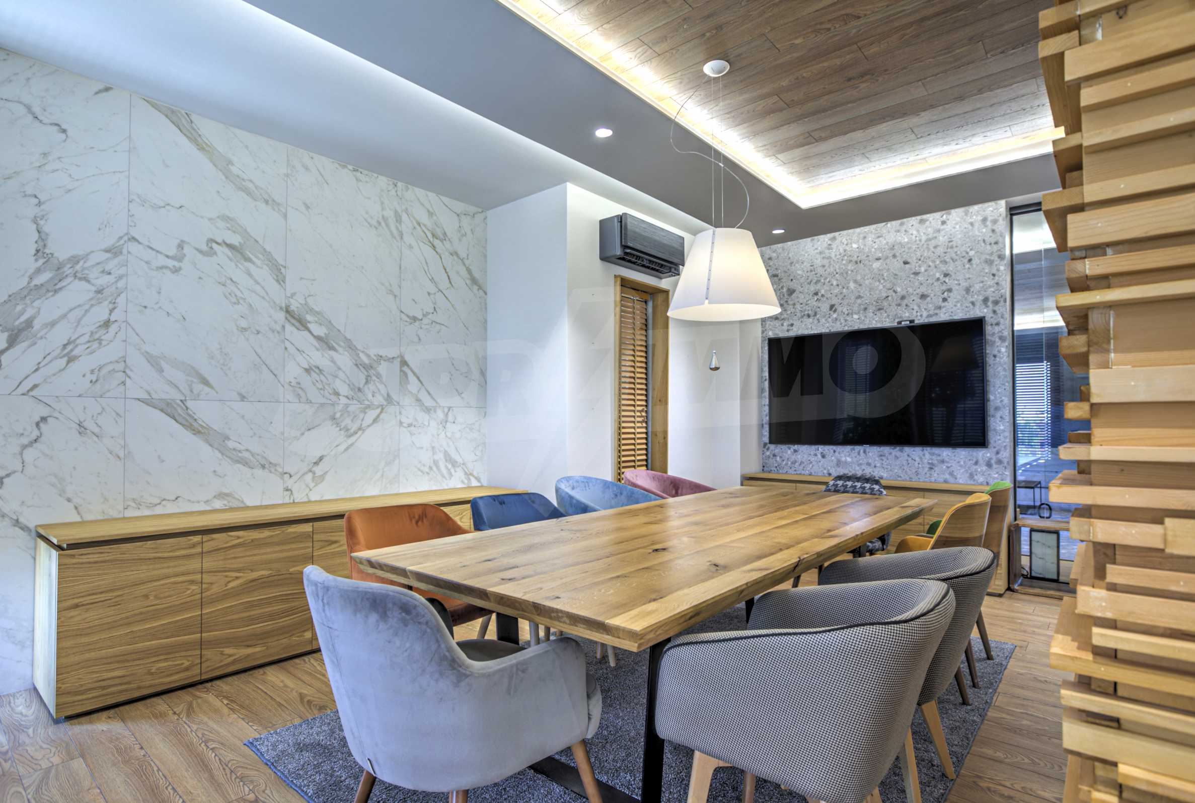 Дизайнерски обзаведен многостаен апартамент 6