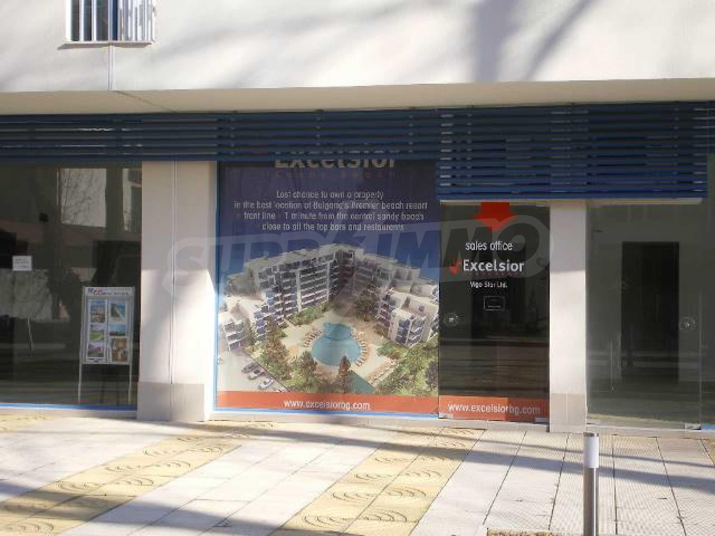 Офис на продажу на Солнечном берегу 1