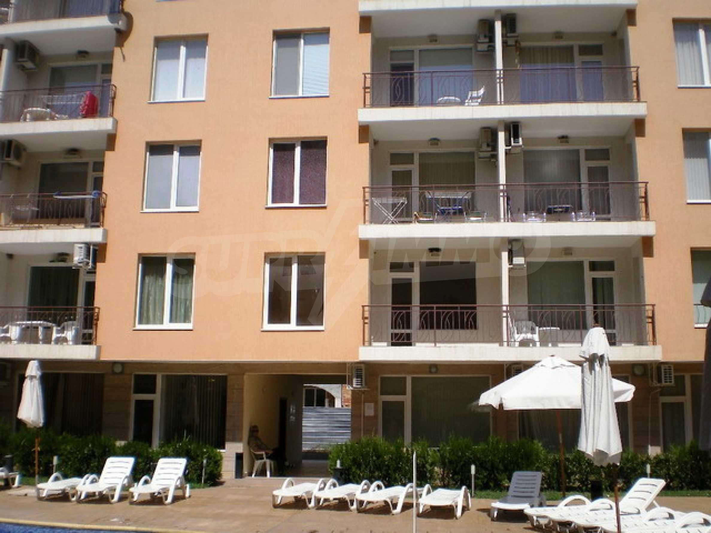 Трёхкомнатная квартира в комплексе Sunny Day 2 9