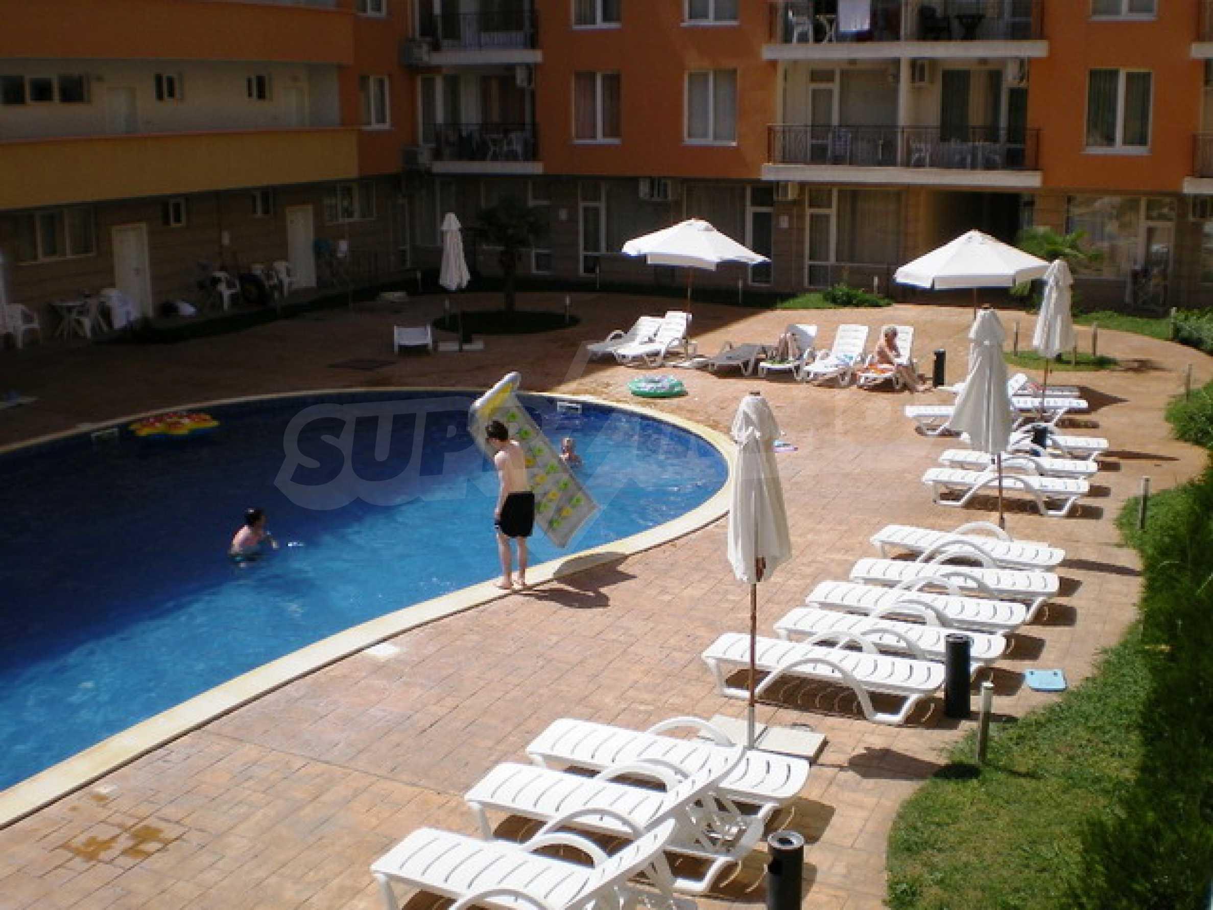 Трёхкомнатная квартира в комплексе Sunny Day 2 26