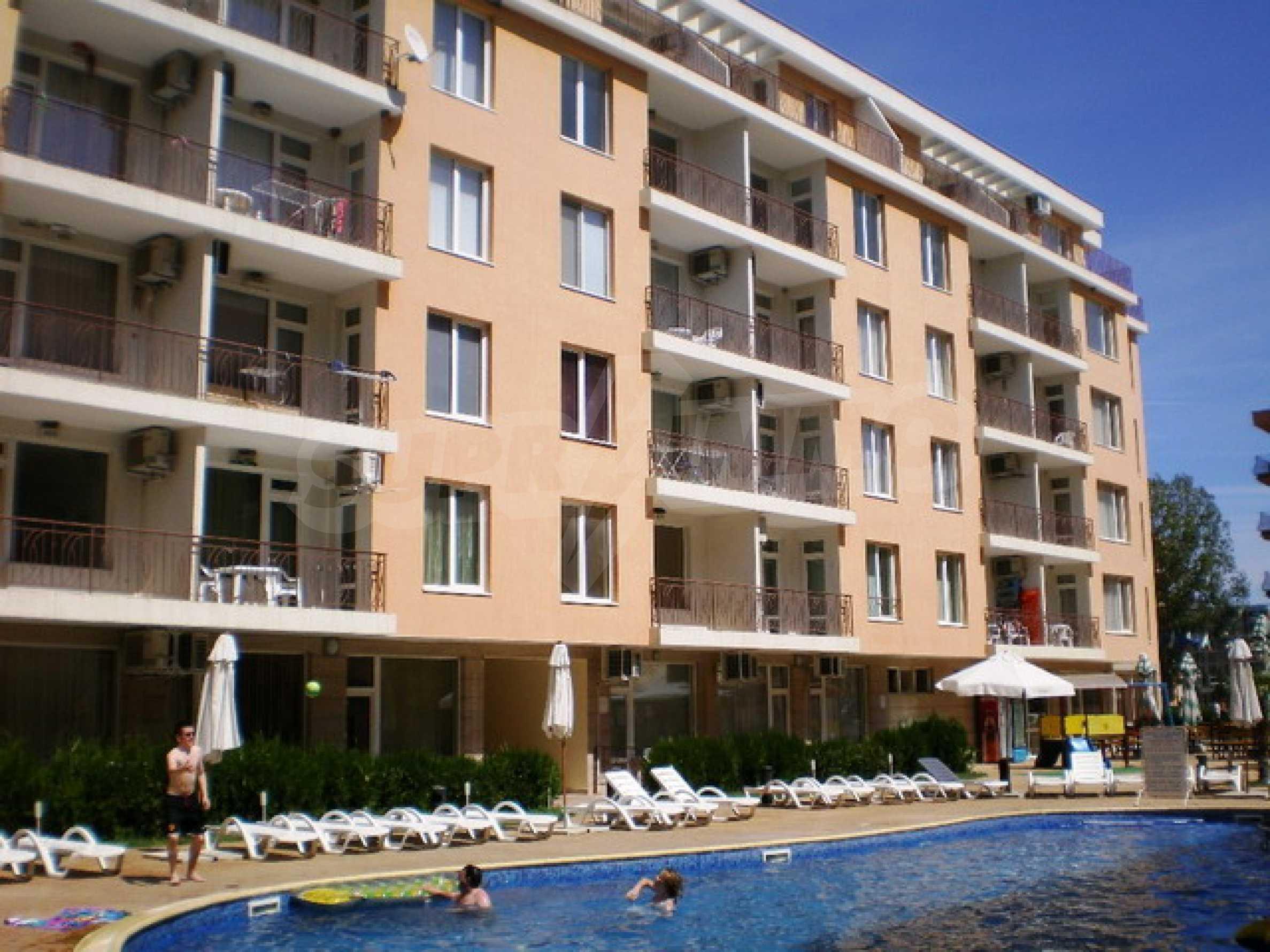 Трёхкомнатная квартира в комплексе Sunny Day 2 7