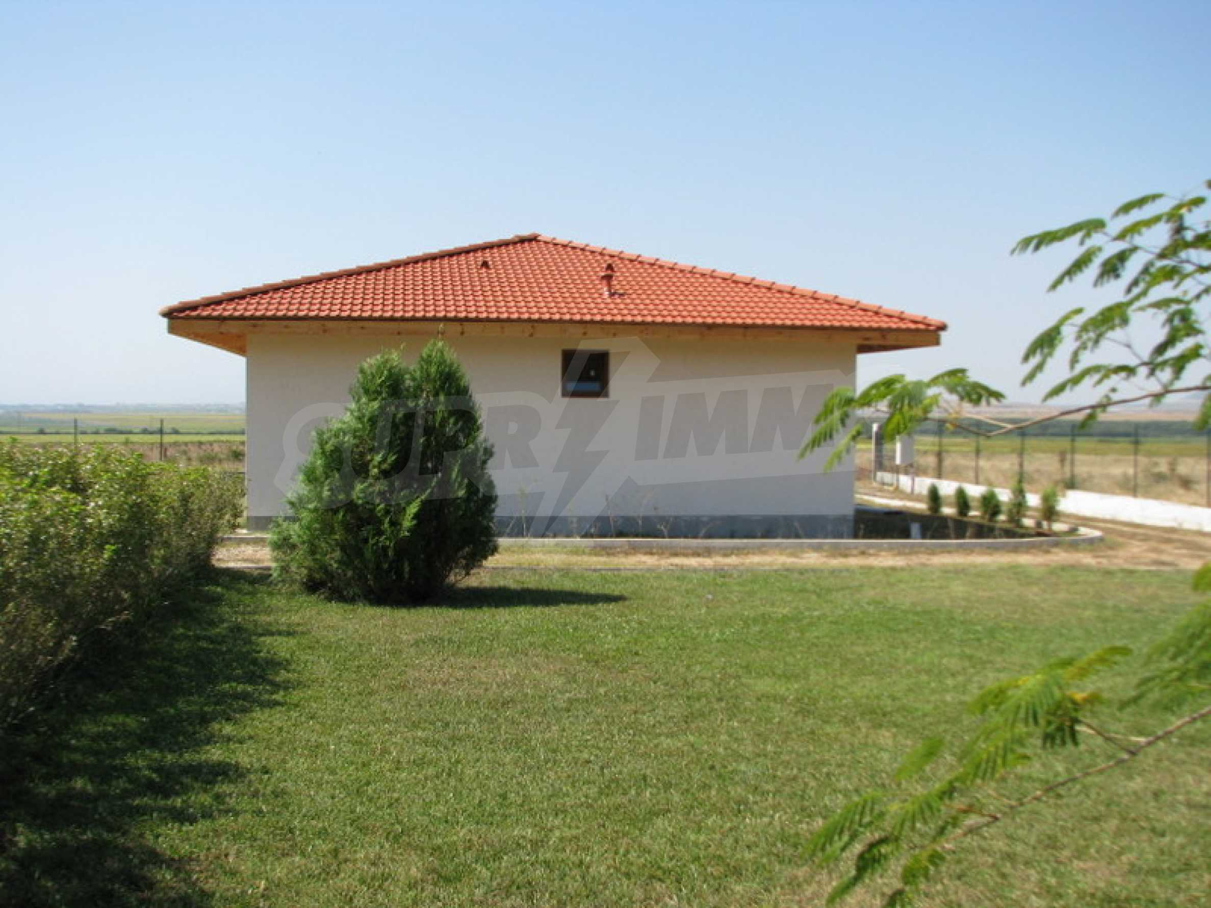 Einstöckige Villa in Kosharitsa 8