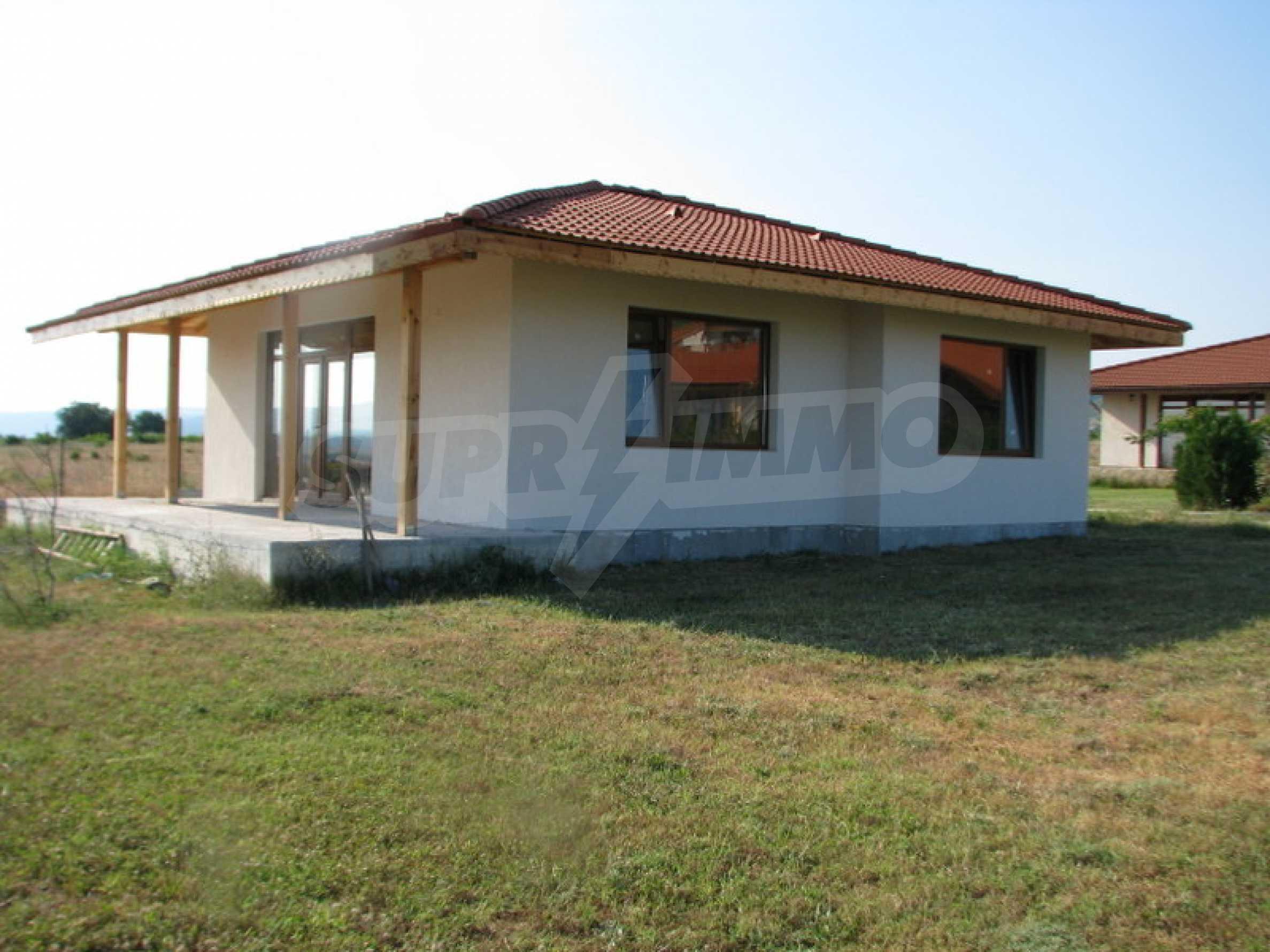 Einstöckige Villa in Kosharitsa 1