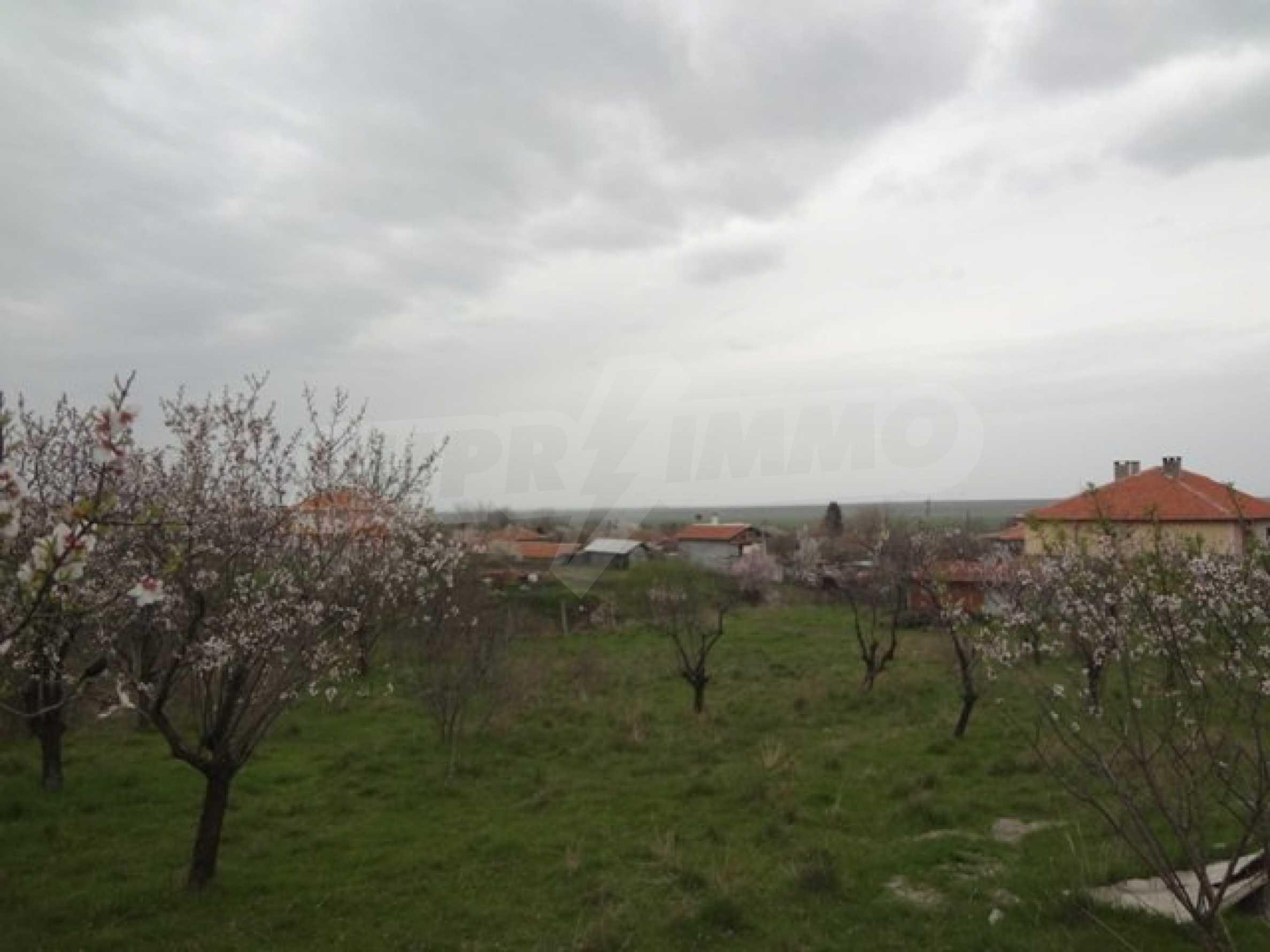 Hof im Dorf Laka mit Meerblick 4