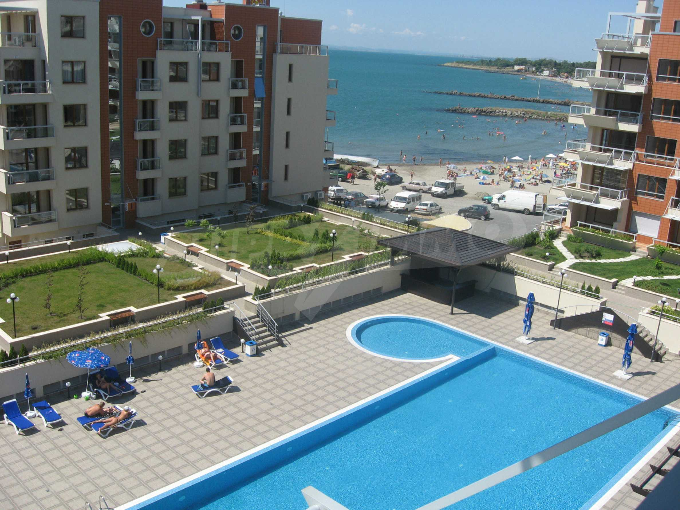 Luxuswohnung in Helios Beach Apartments \