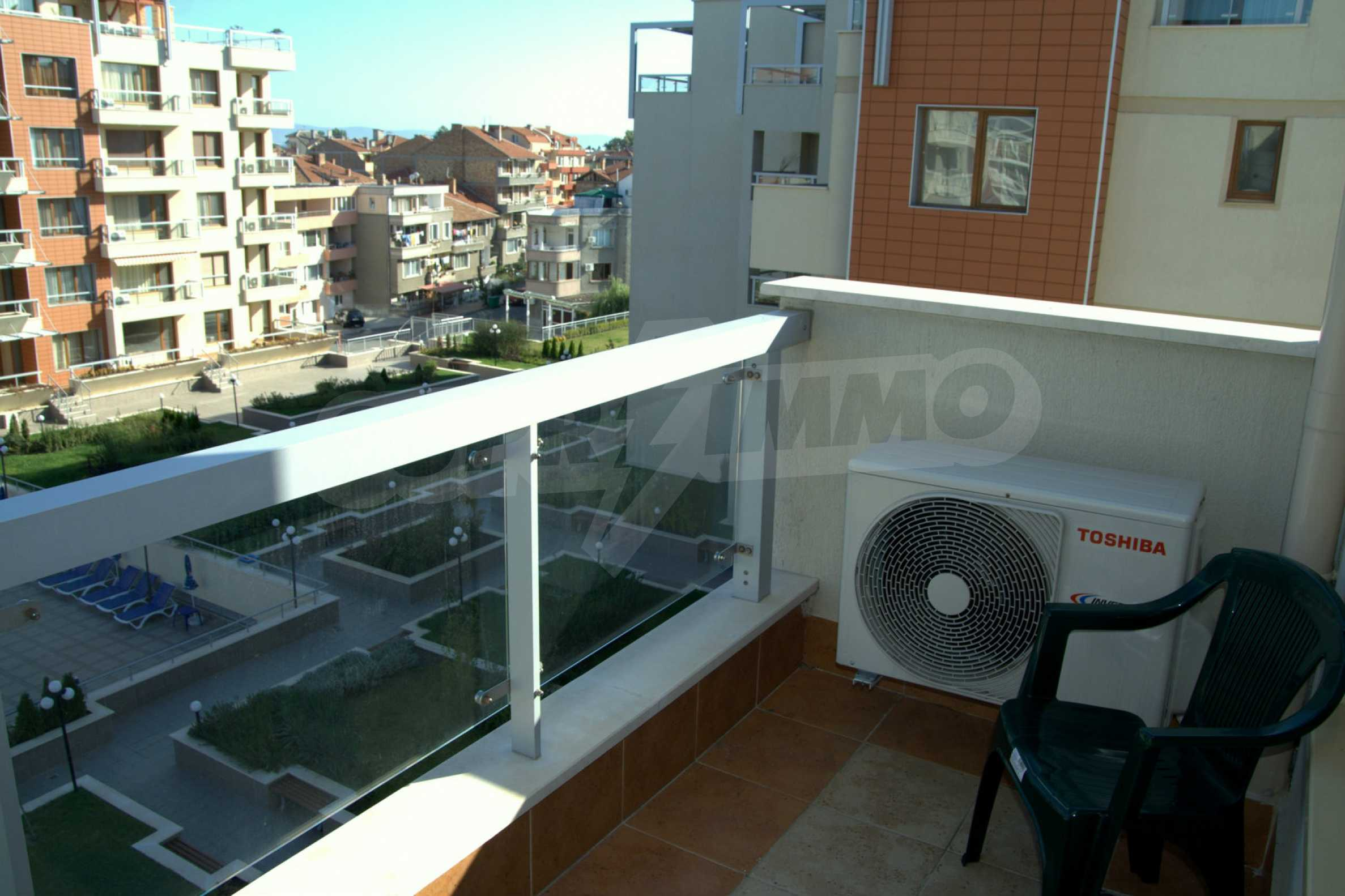 Luxuswohnung in Helios Beach Apartments \ 8