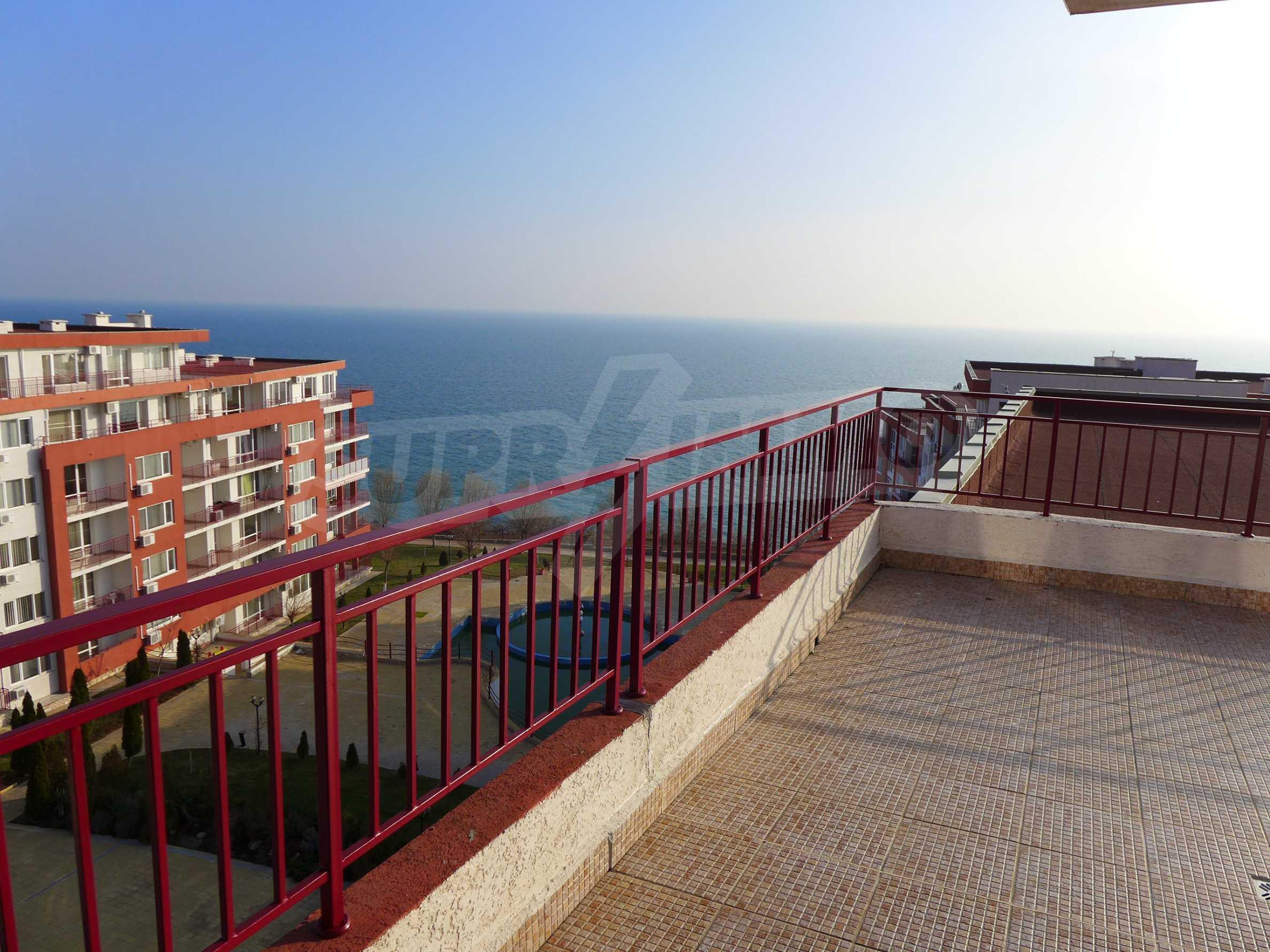 Exklusive Wohnung direkt am Meer mit Meerblick 12