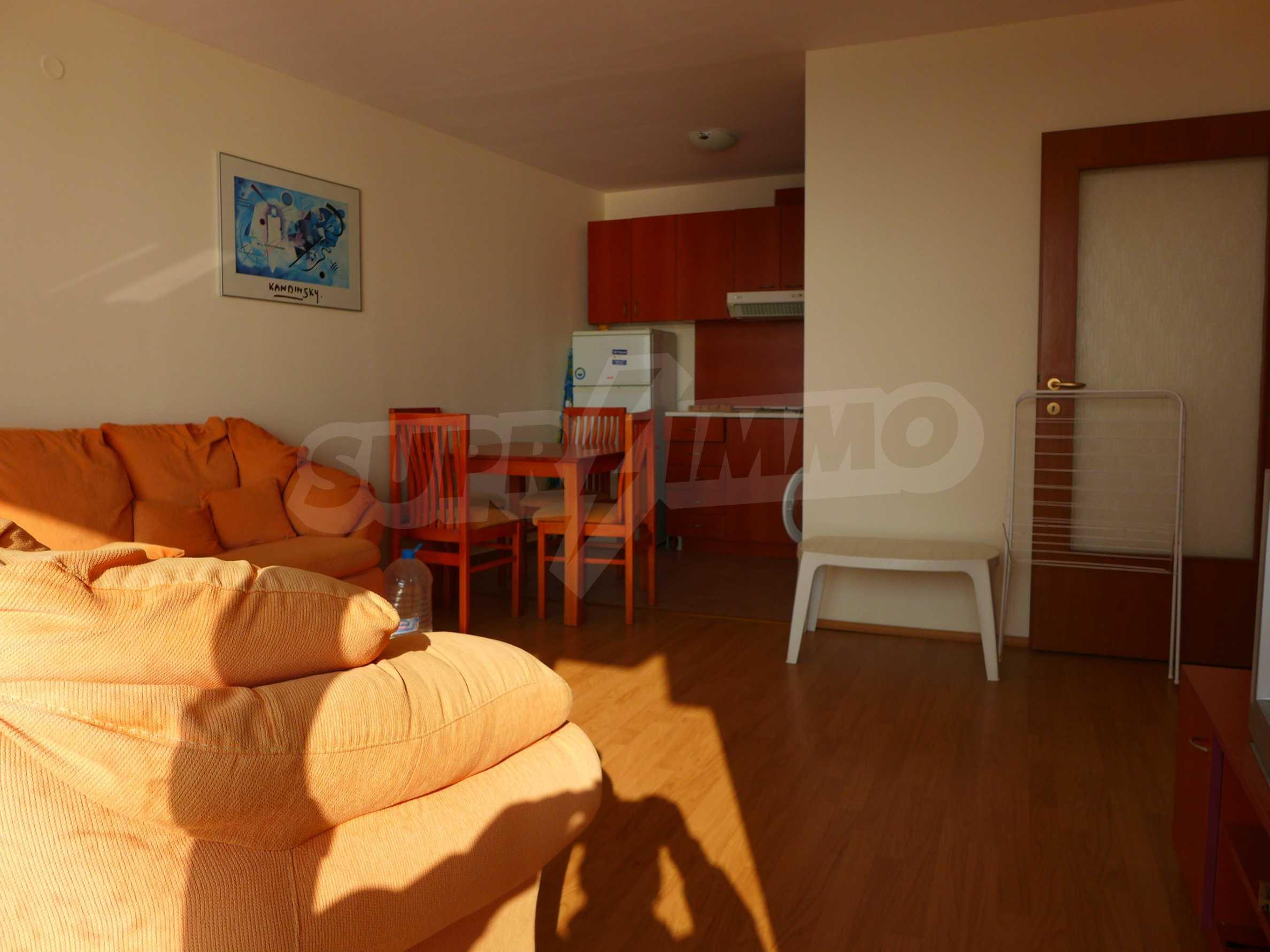 Ausgezeichnete Wohnung in erster Linie mit Meerblick 3