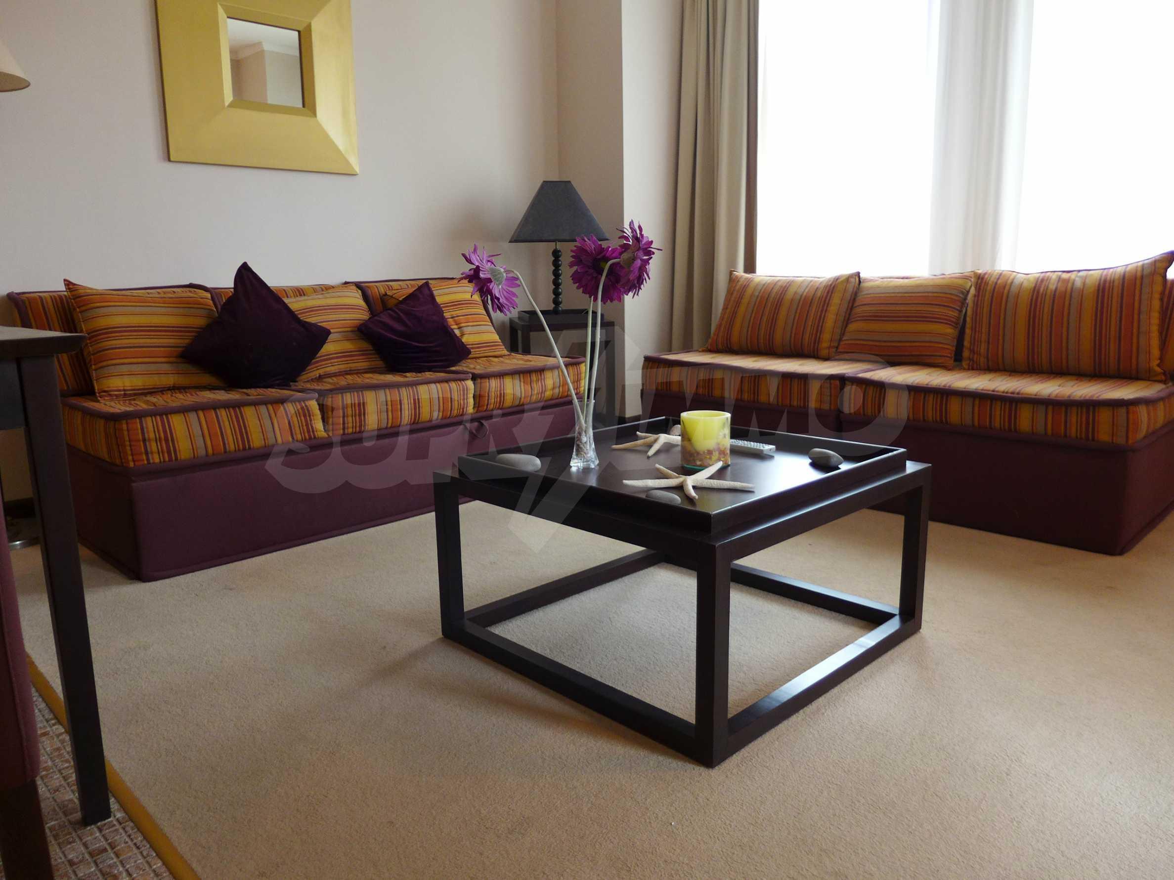 """Apartment mit einem Schlafzimmer im Luxuskomplex """"Royal Beach Barcelo"""""""