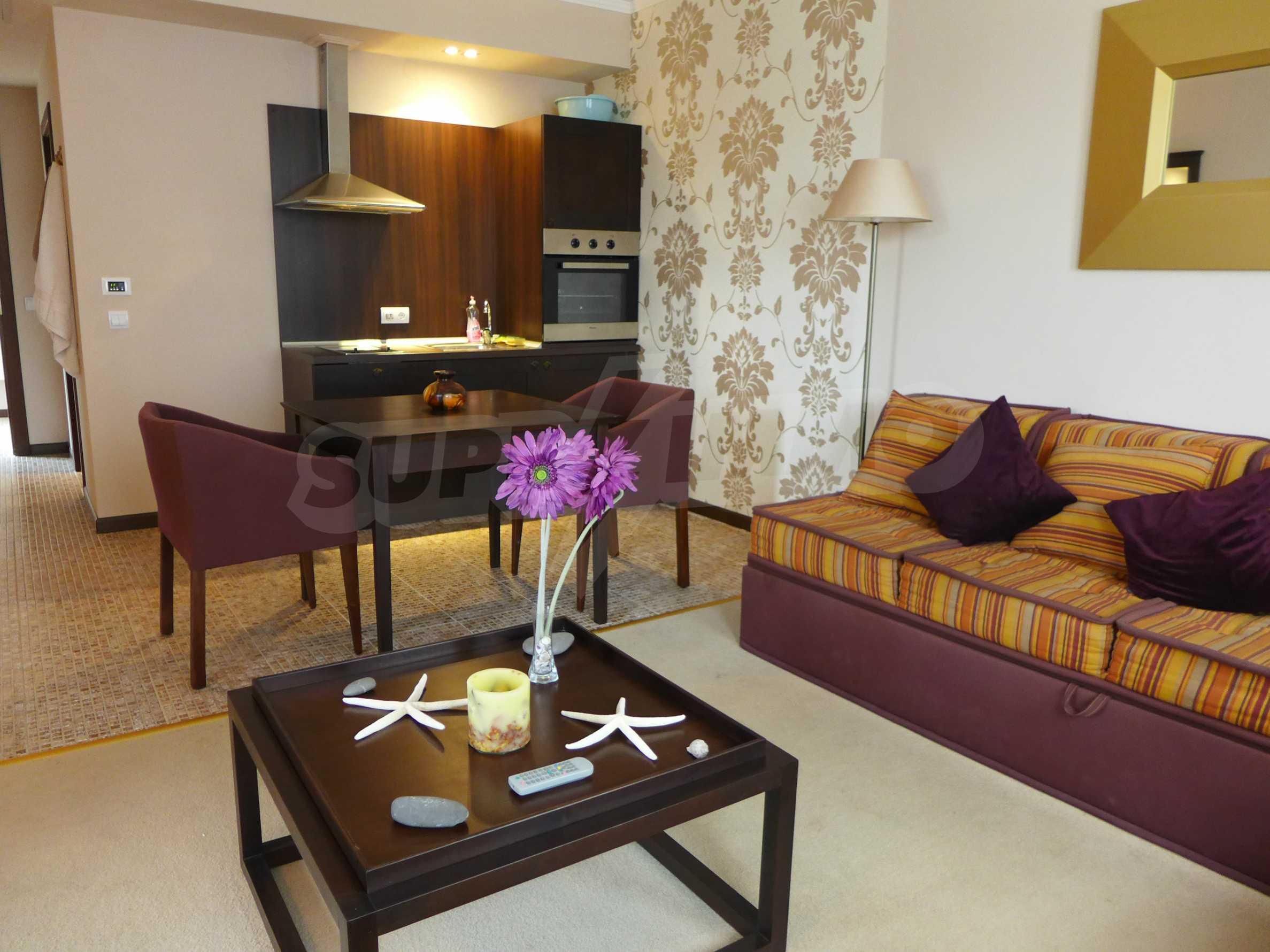 """Apartment mit einem Schlafzimmer im Luxuskomplex """"Royal Beach Barcelo"""" 2"""