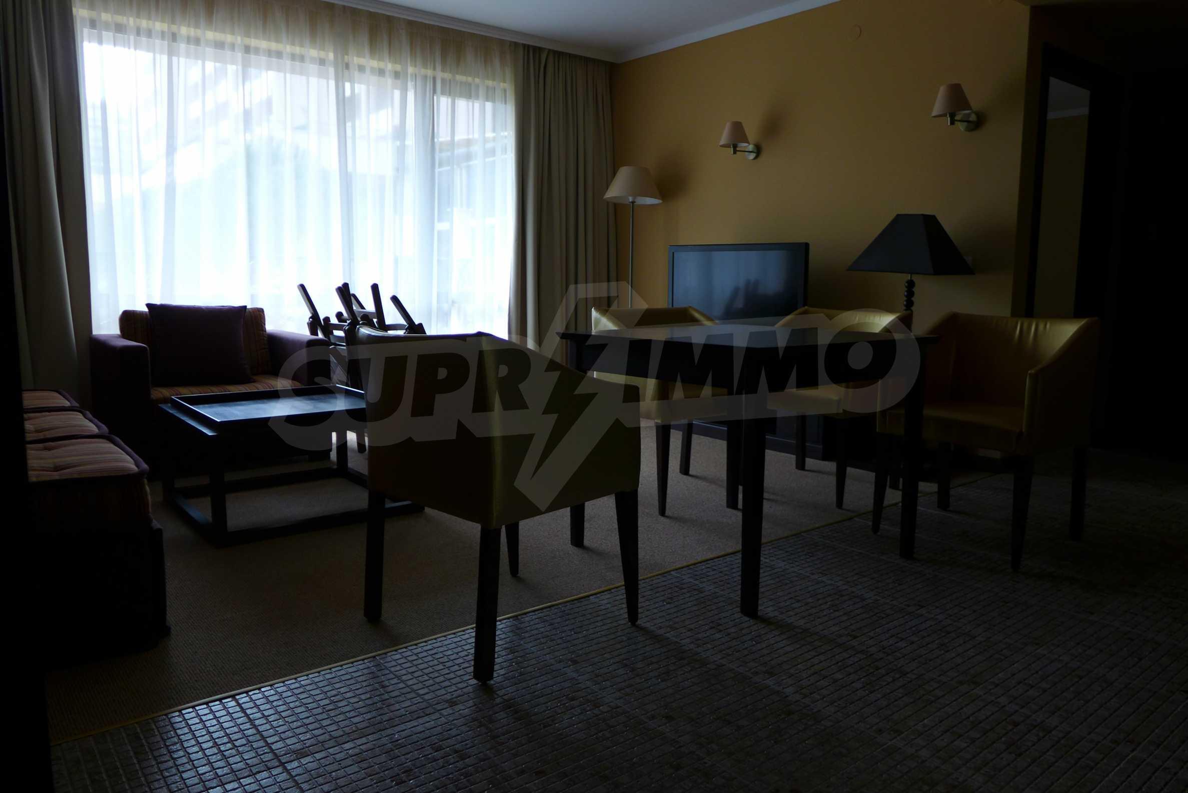 Apartment mit einem Schlafzimmer im Zentrum von Sonnenstrand 4