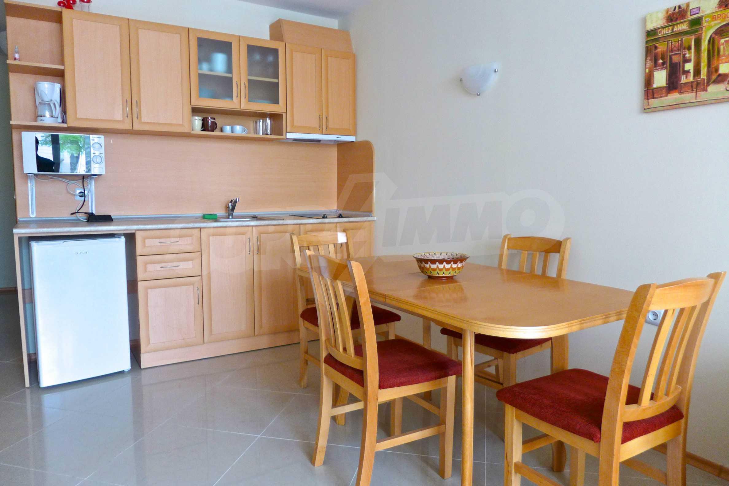 """Geräumige Wohnung mit zwei Schlafzimmern in der geschlossenen Anlage """"Sunset Beach 2"""" 1"""