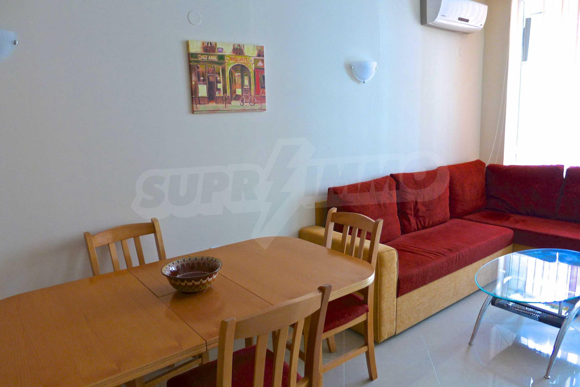 """Geräumige Wohnung mit zwei Schlafzimmern in der geschlossenen Anlage """"Sunset Beach 2"""" 3"""