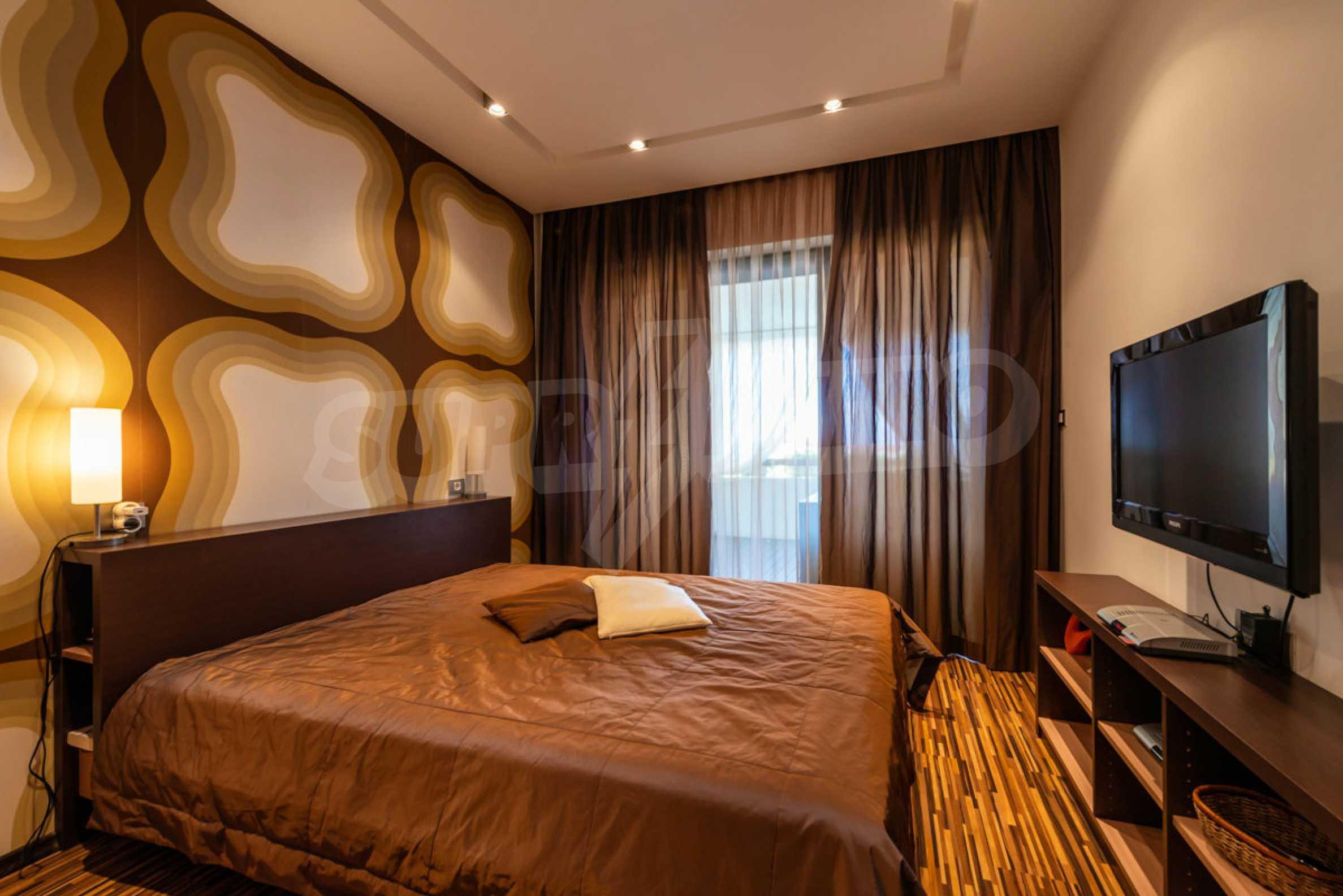 Luxus-Apartment mit einem Schlafzimmer mit spektakulärem Meerblick 9