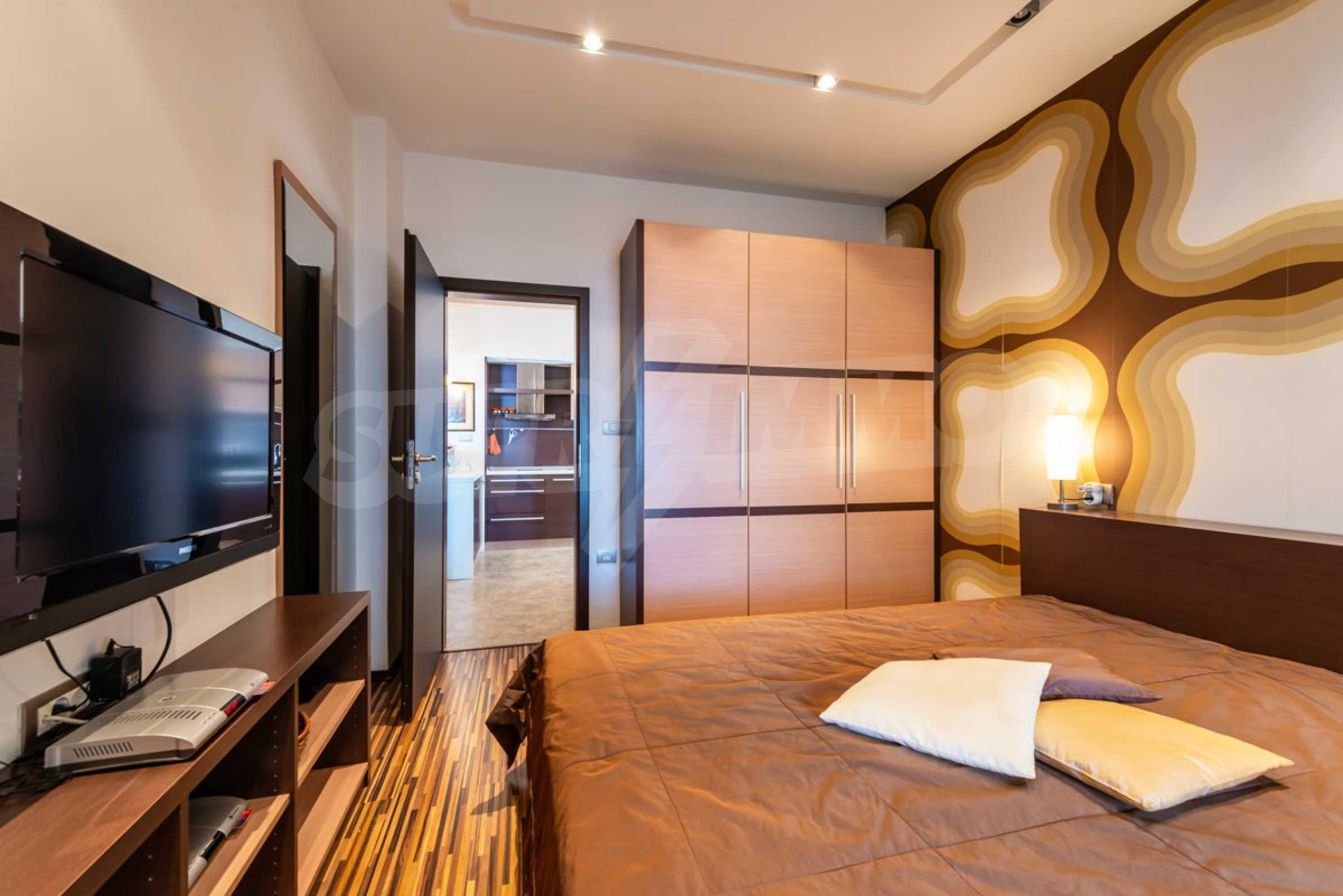 Luxus-Apartment mit einem Schlafzimmer mit spektakulärem Meerblick 10