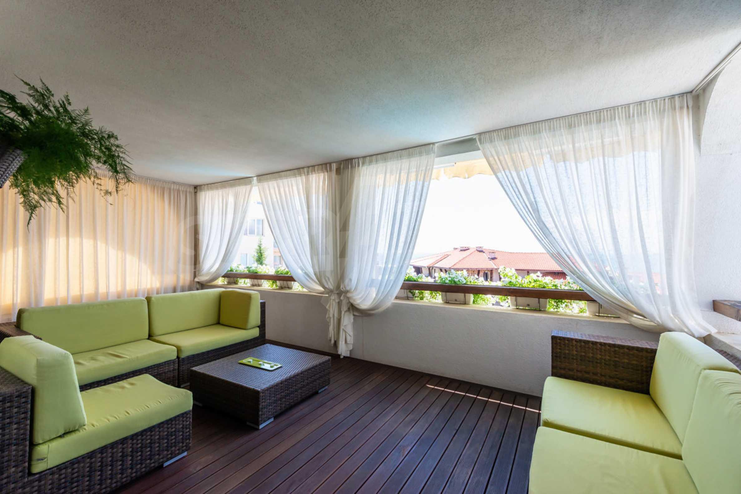 Luxus-Apartment mit einem Schlafzimmer mit spektakulärem Meerblick 14