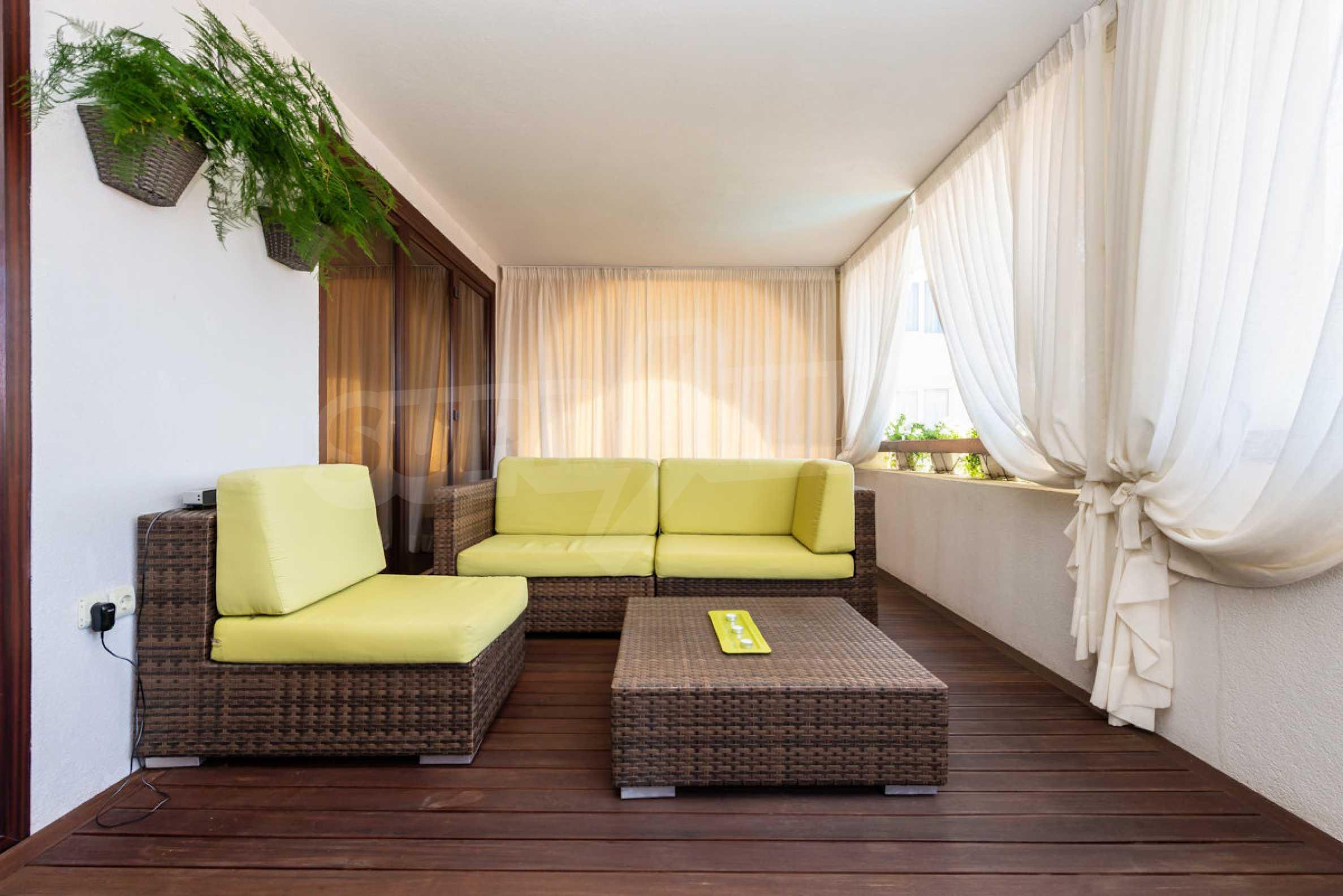 Luxus-Apartment mit einem Schlafzimmer mit spektakulärem Meerblick 15