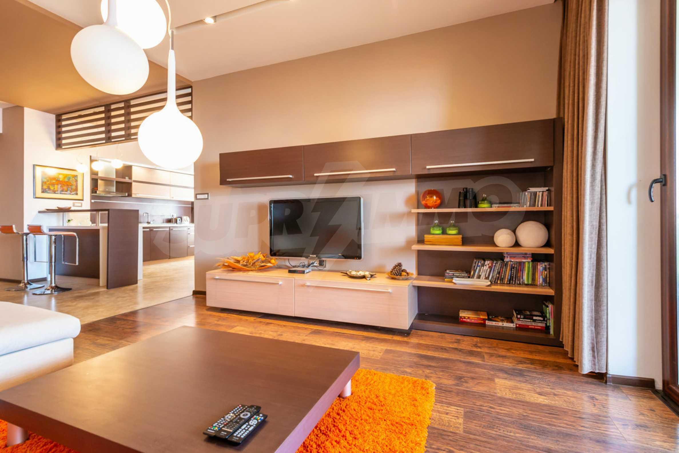 Luxus-Apartment mit einem Schlafzimmer mit spektakulärem Meerblick 2