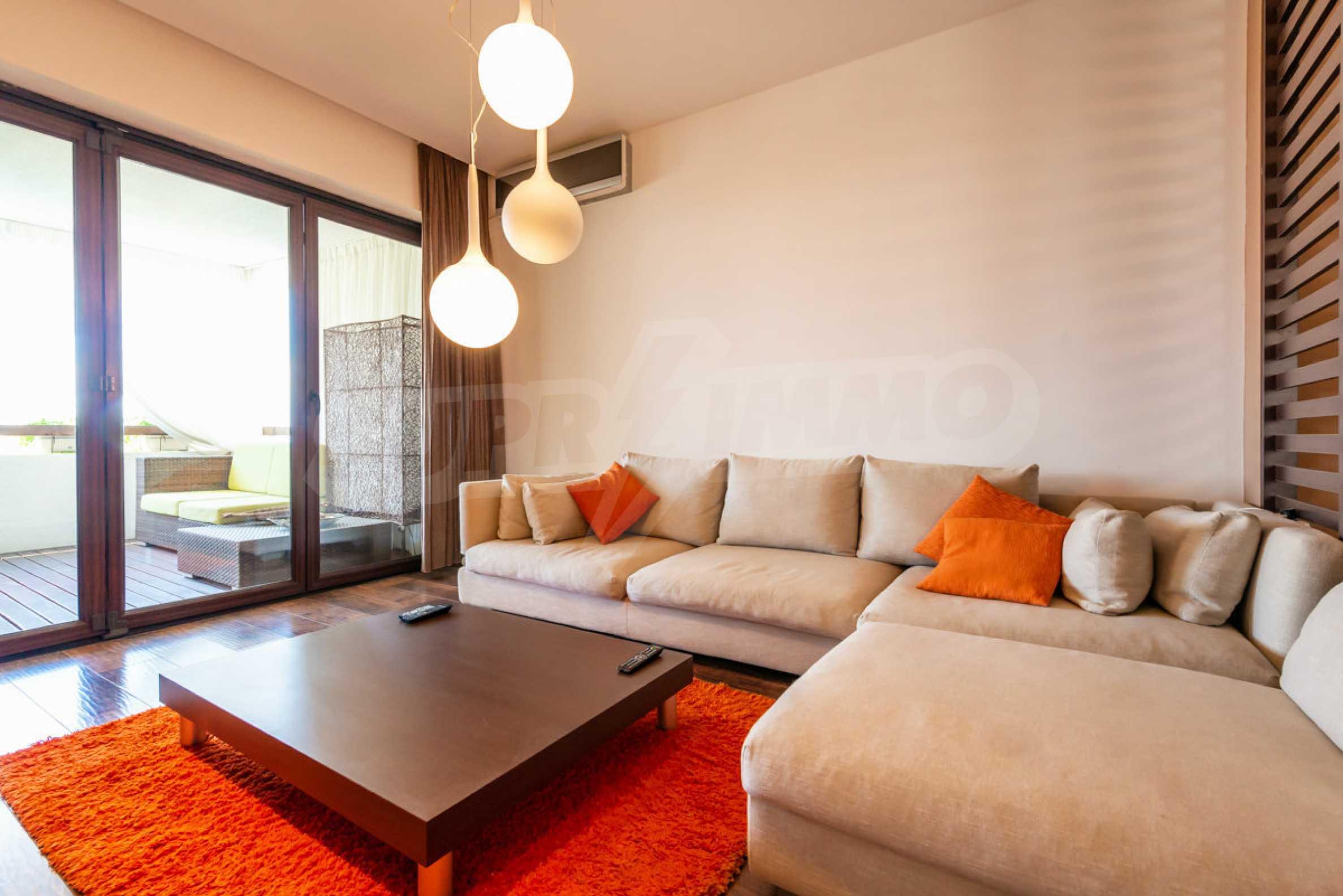 Luxus-Apartment mit einem Schlafzimmer mit spektakulärem Meerblick 3
