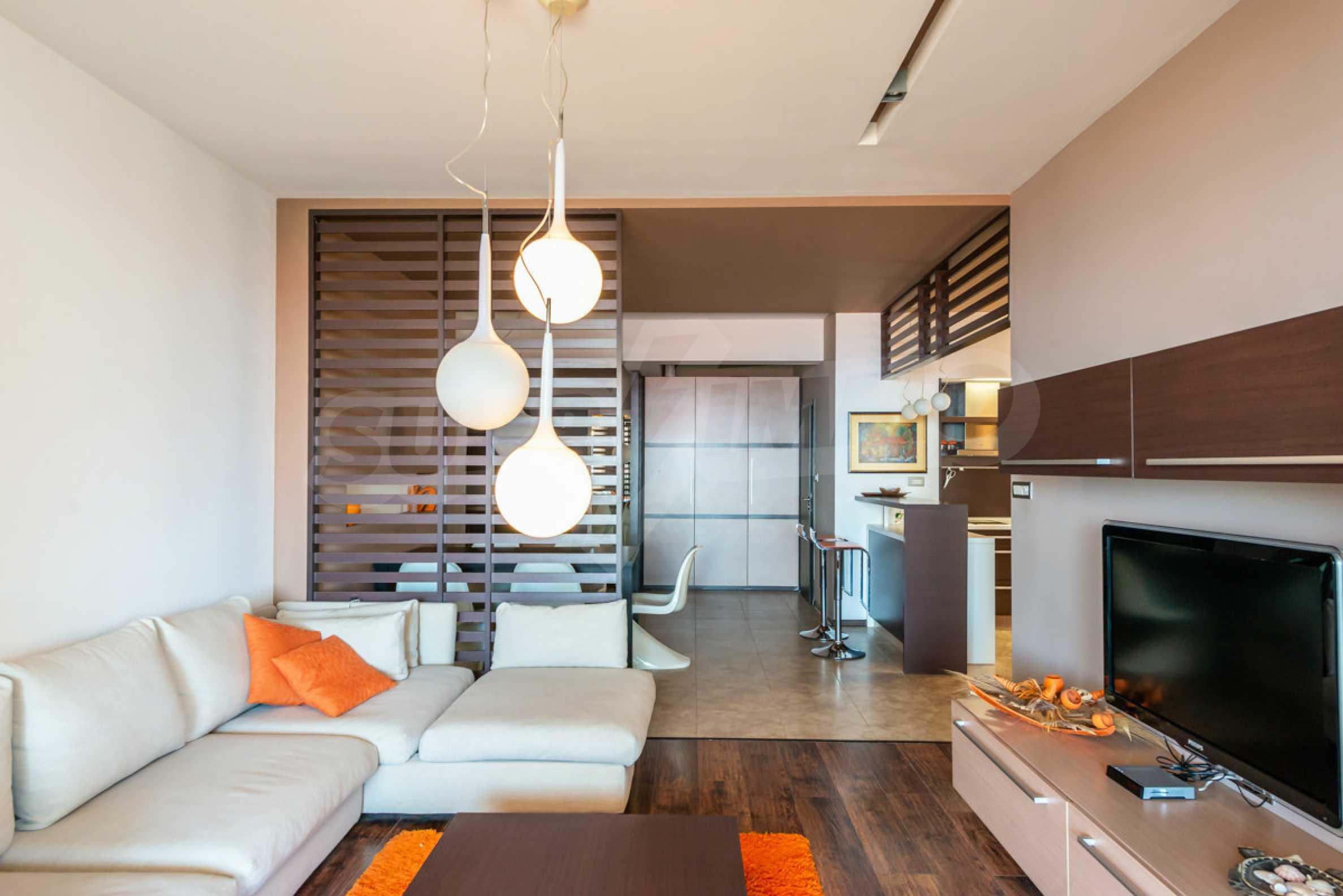 Luxus-Apartment mit einem Schlafzimmer mit spektakulärem Meerblick 4