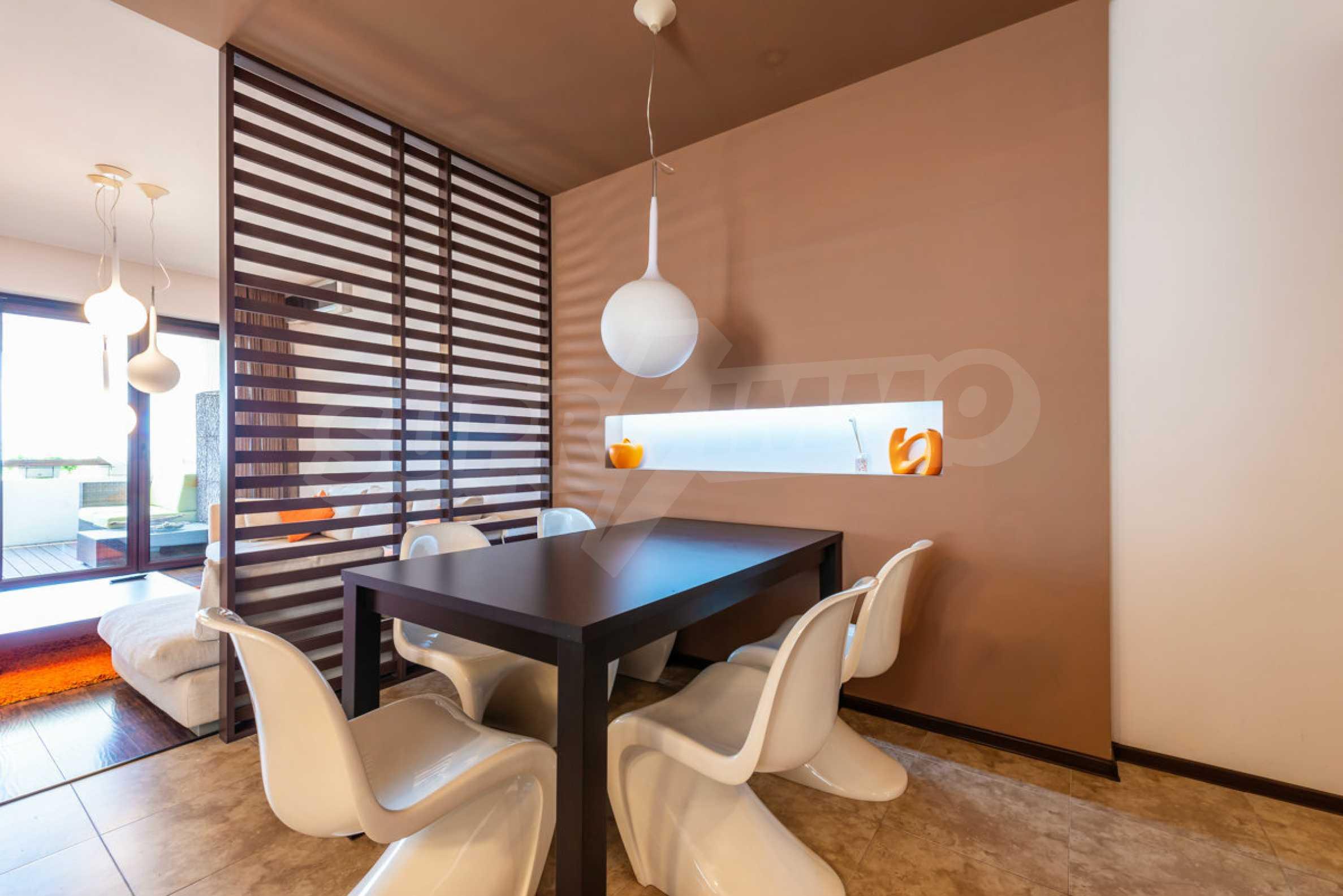 Luxus-Apartment mit einem Schlafzimmer mit spektakulärem Meerblick 6
