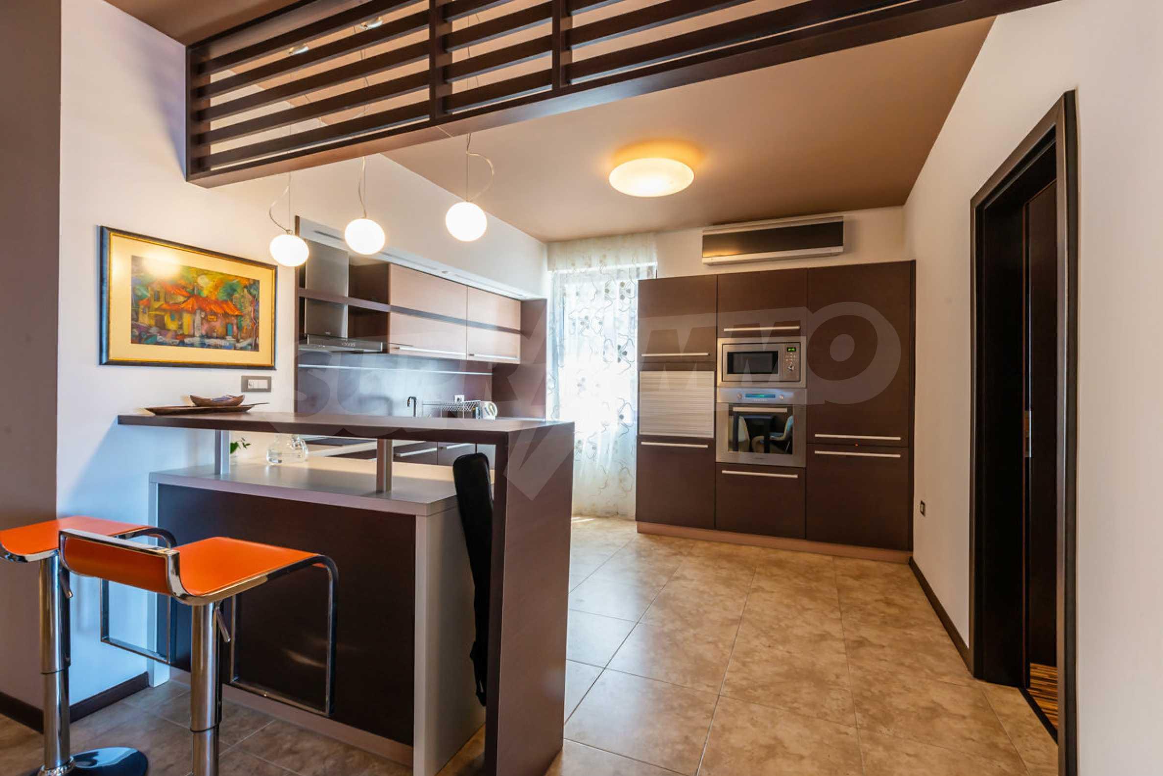 Luxus-Apartment mit einem Schlafzimmer mit spektakulärem Meerblick 7