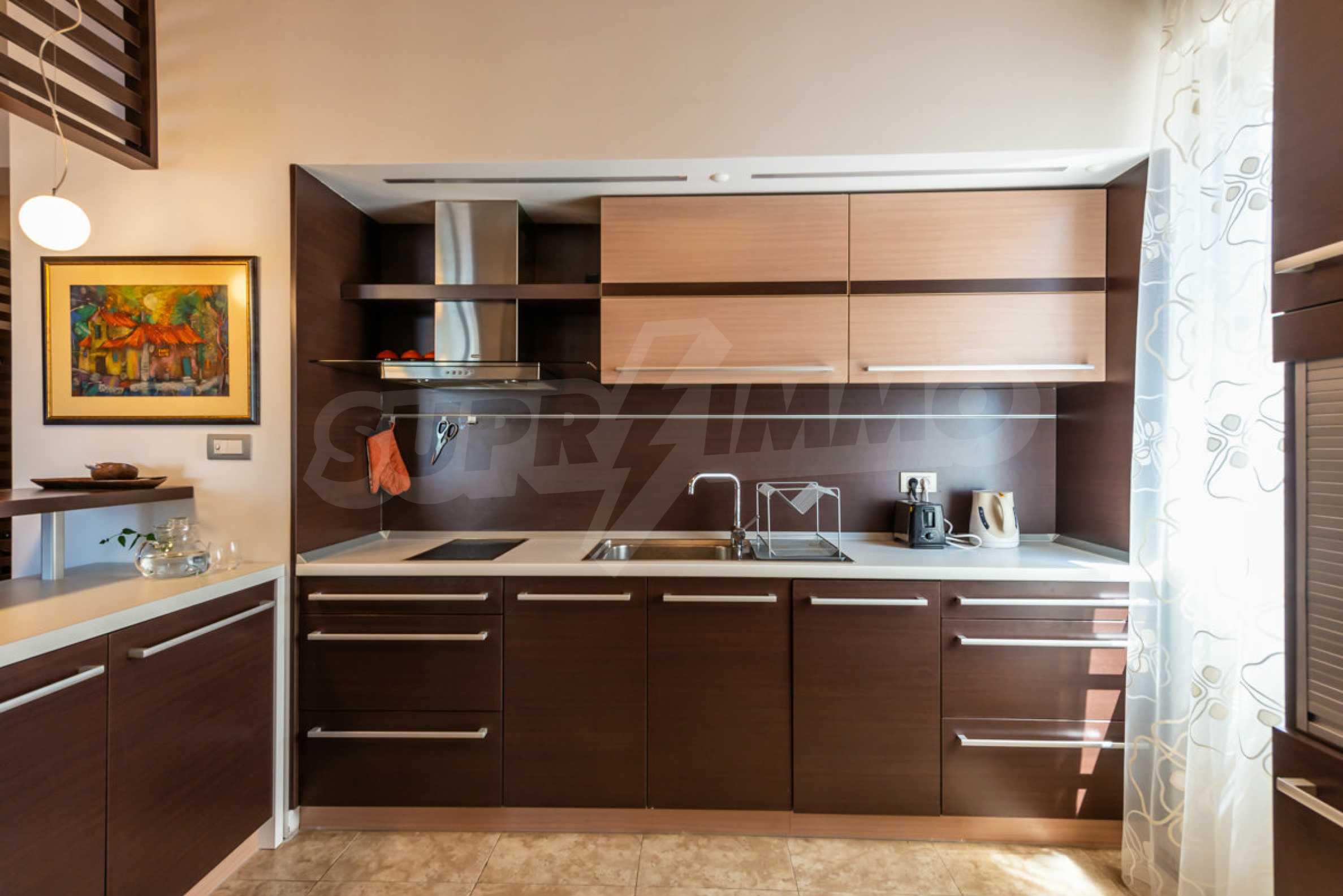 Luxus-Apartment mit einem Schlafzimmer mit spektakulärem Meerblick 8