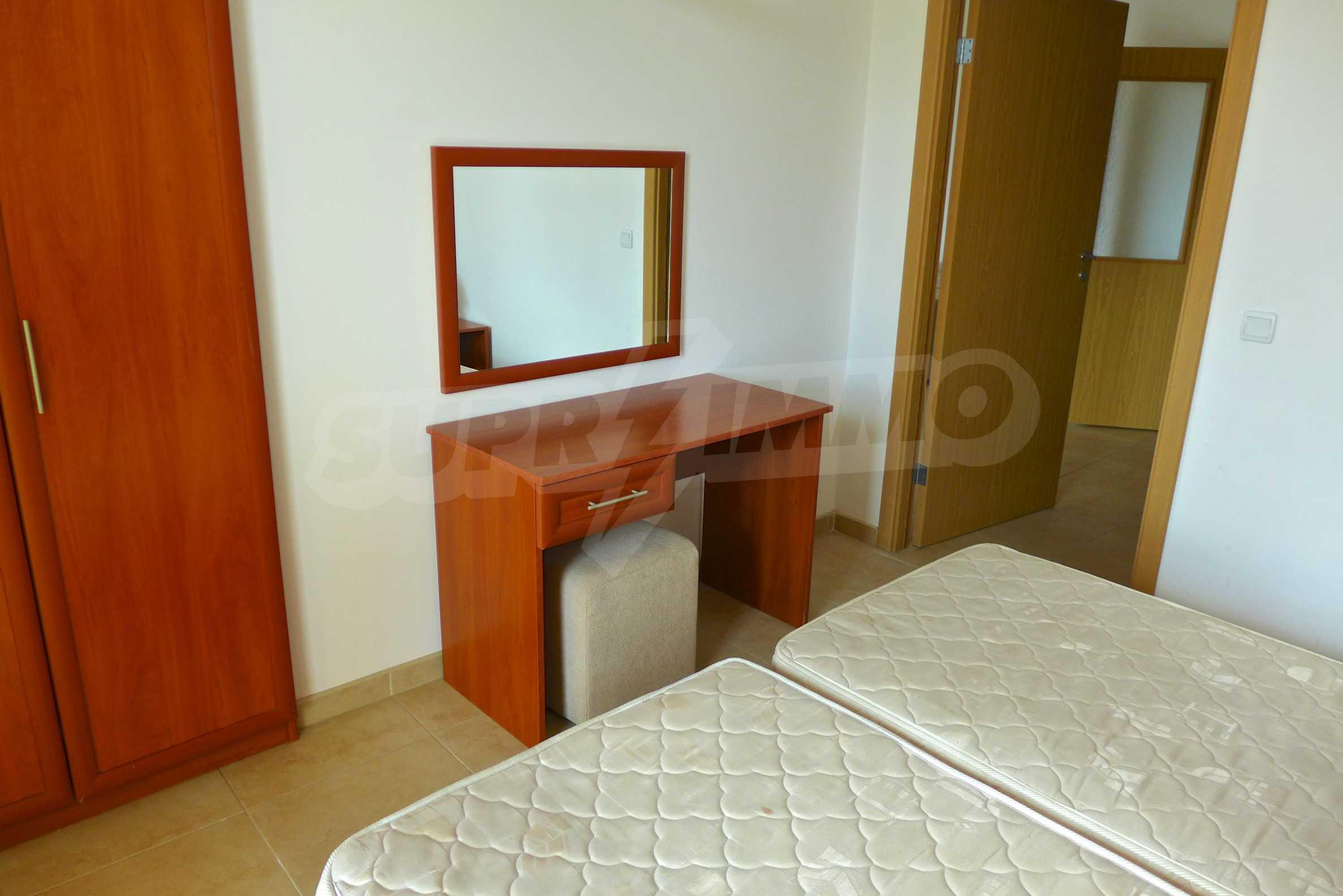 Geräumige Wohnung mit zwei Schlafzimmern in Ashton Hall 9