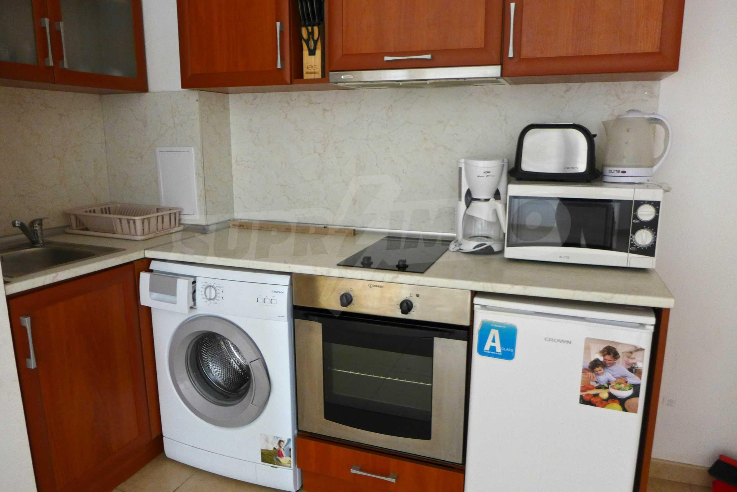 Geräumige Wohnung mit zwei Schlafzimmern in Ashton Hall 5