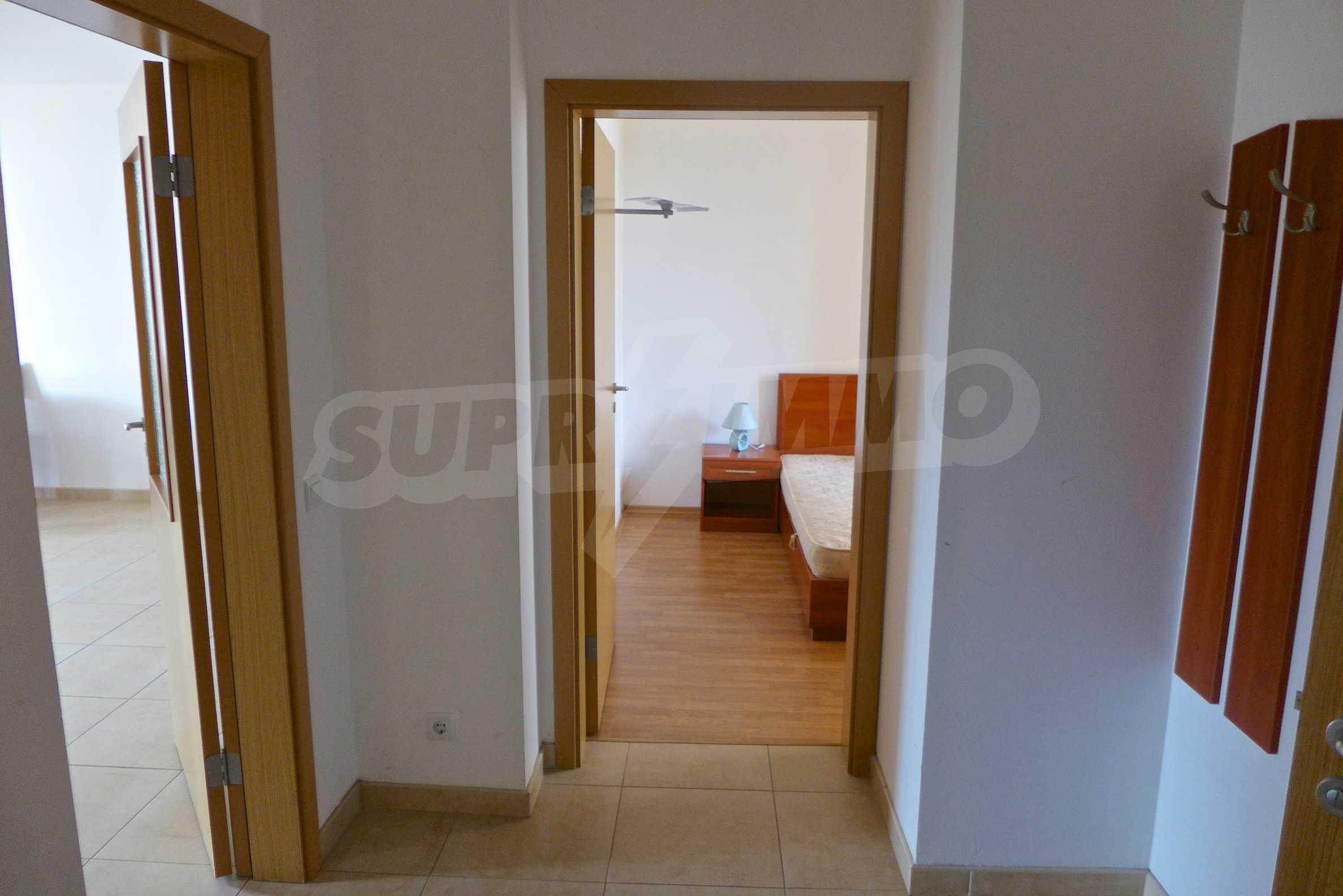 Geräumige Wohnung mit zwei Schlafzimmern in Ashton Hall 6