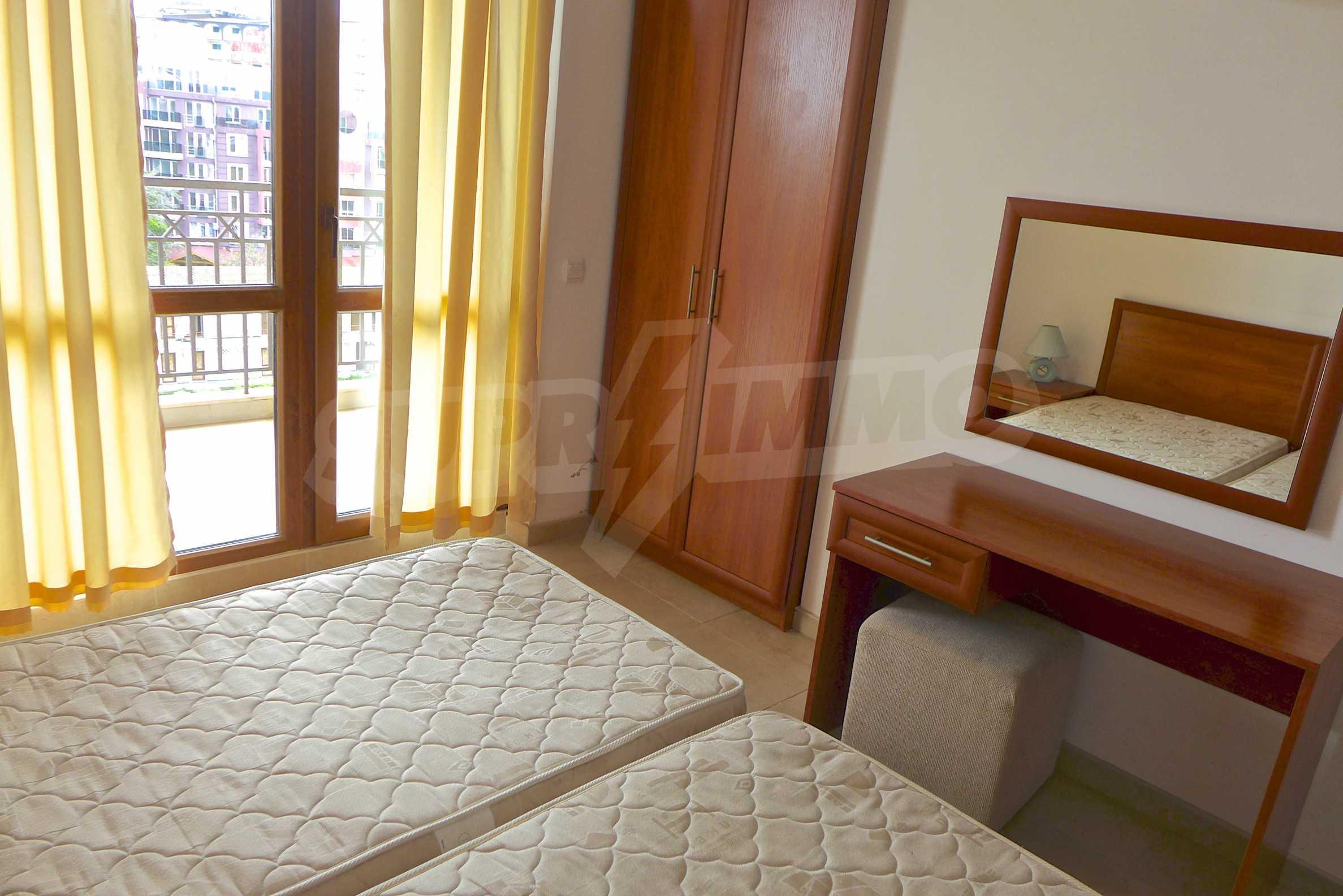 Geräumige Wohnung mit zwei Schlafzimmern in Ashton Hall 8