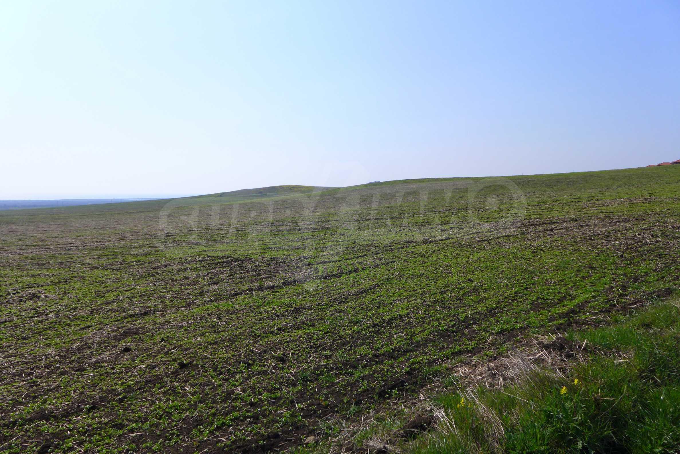 Ein geräumiges Grundstück, 8 km vom Sonnenstrand entfernt 8