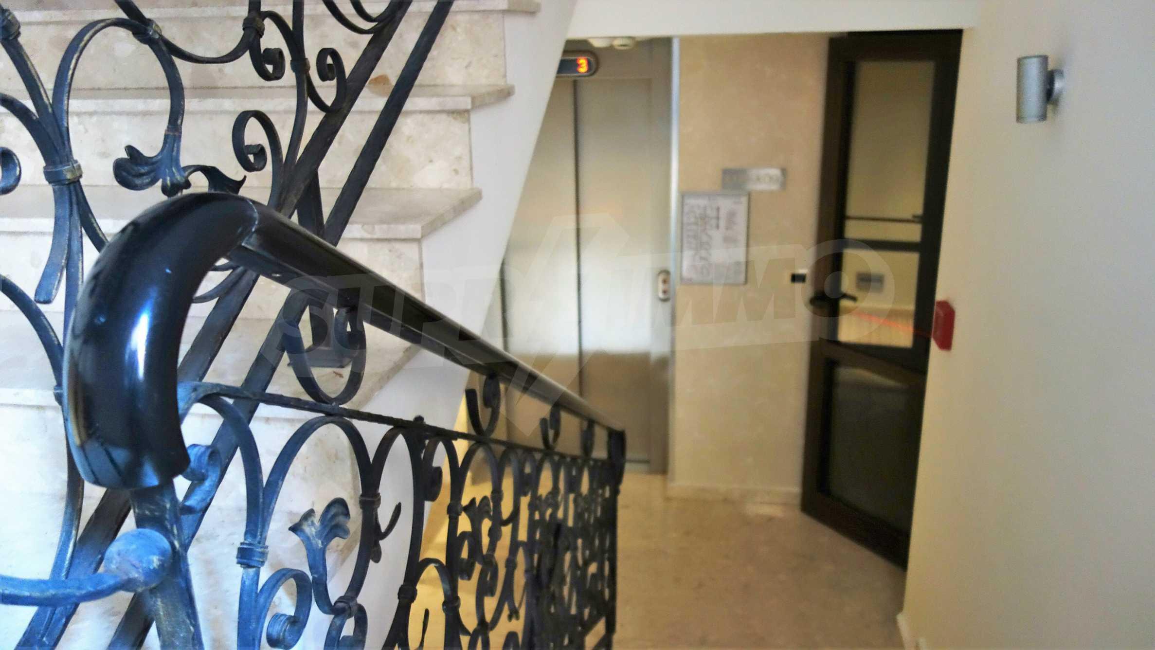 Luxus Studio im Oasis VIP Club Komplex in Sonnenstrand 14